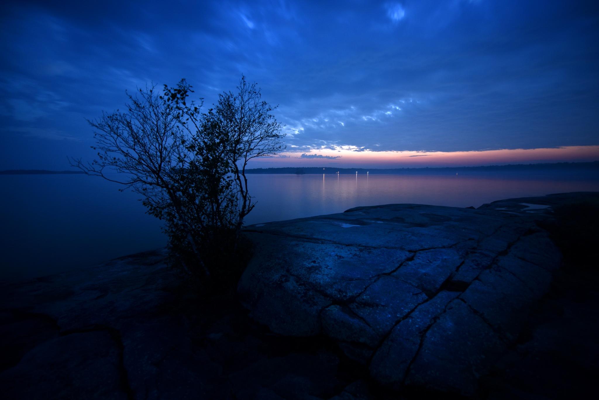 Killbear Provincial Park by Jianmiao He
