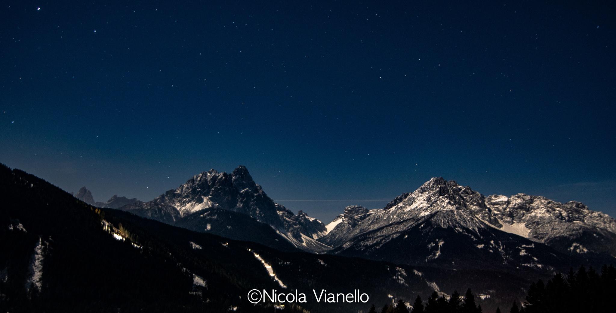 Mountains by Nicola Vianello