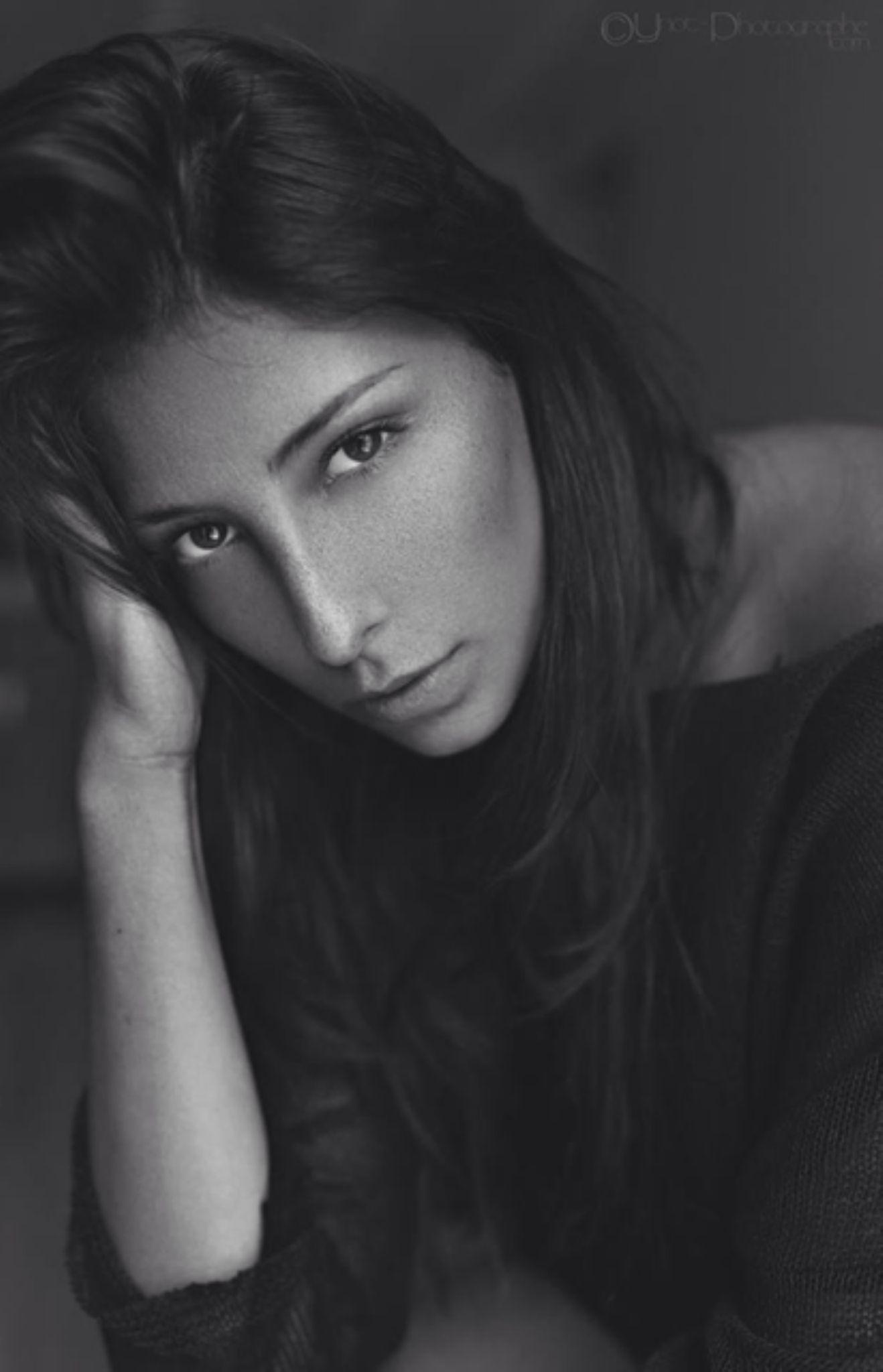 Morgane... by Tony Lillo