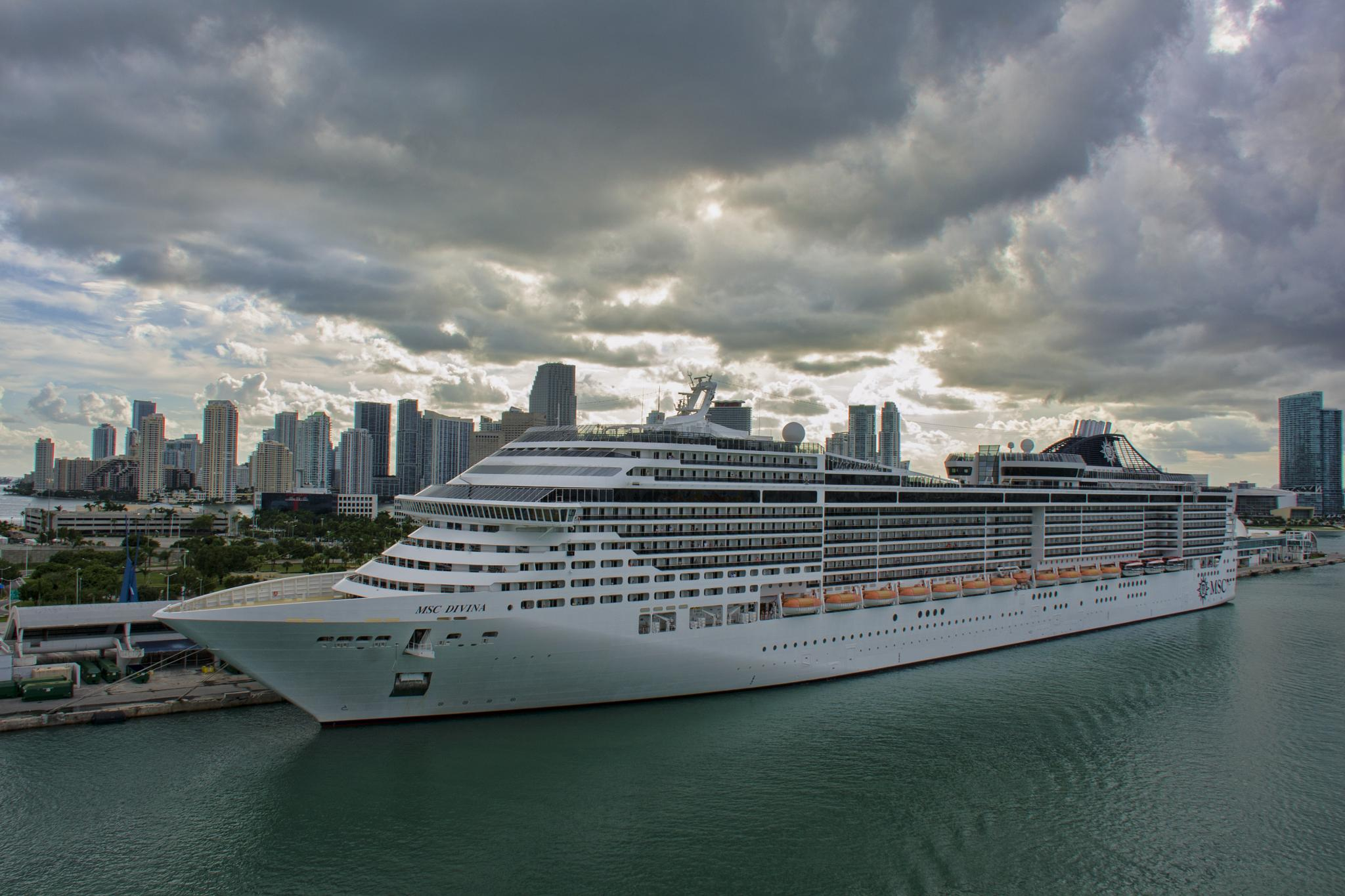 MSC cruise by PJSPhotography