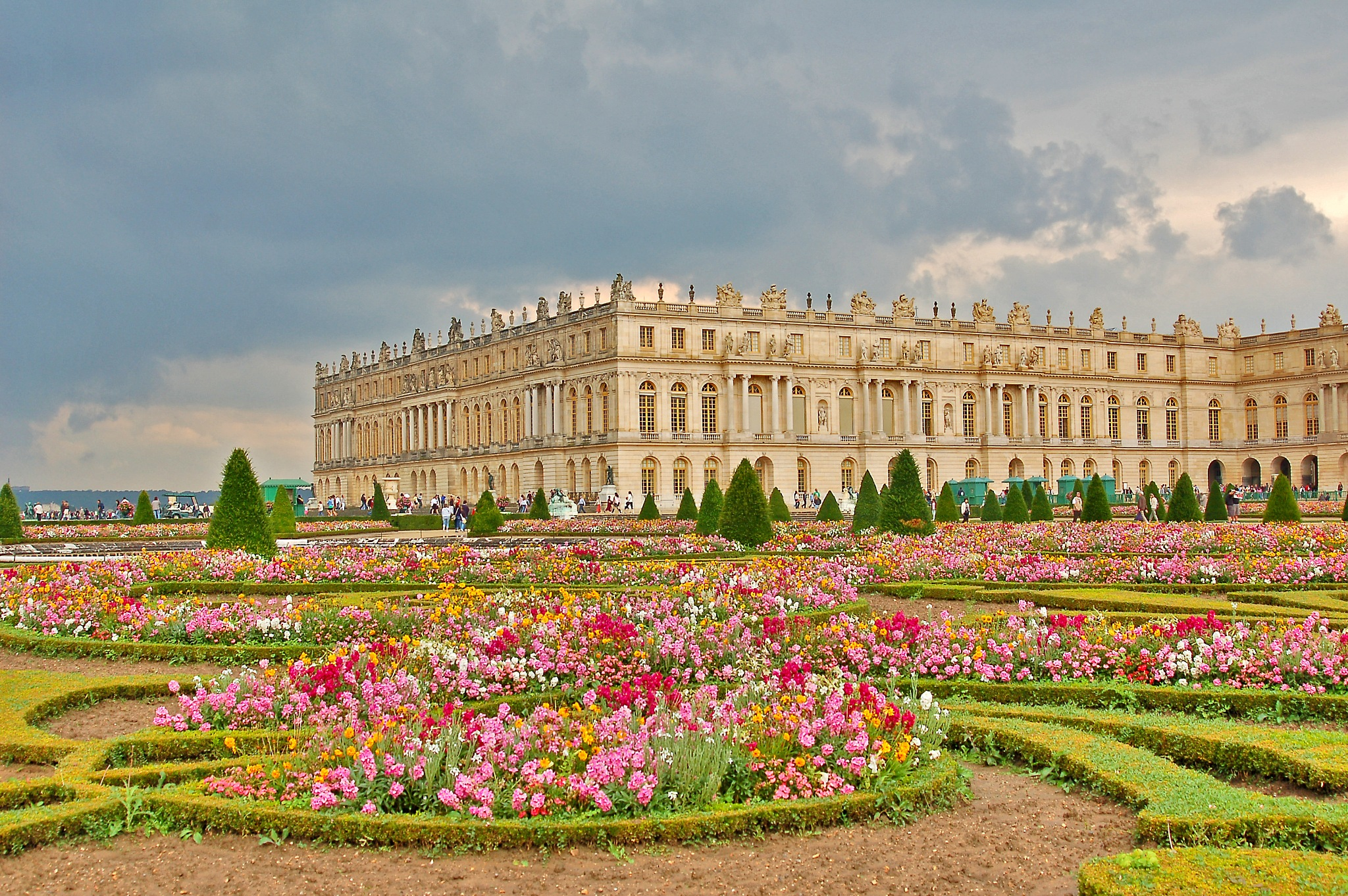 Photo in Travel #versailles #travel #france #beautiful