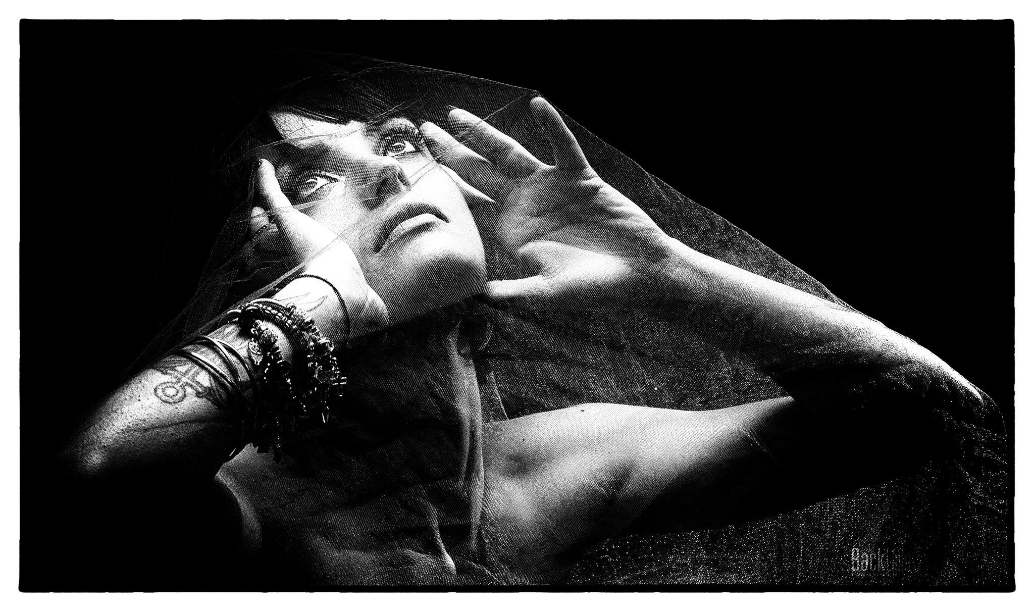 Ary portrait by Fabio Crimaldi