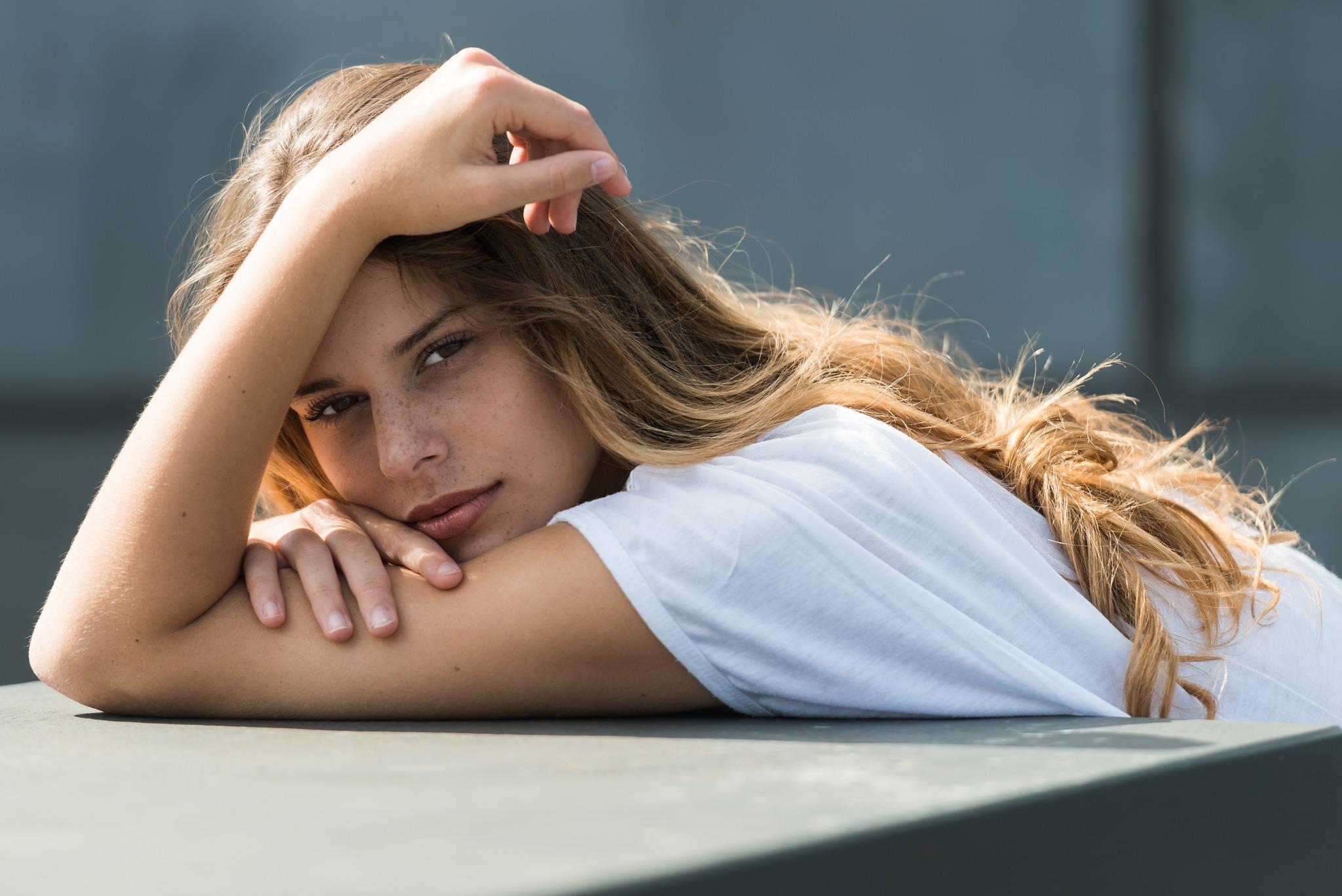 Yentl - Photographer: Timothy De Lille  by Yentl DT Model