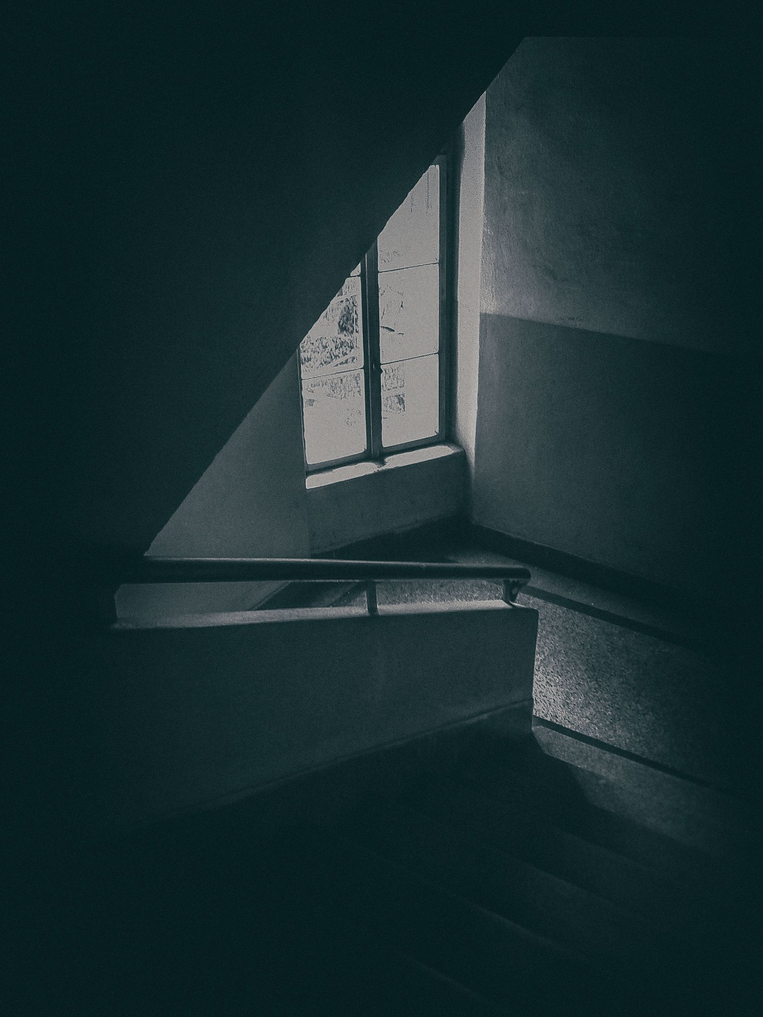 staircase by elatakov