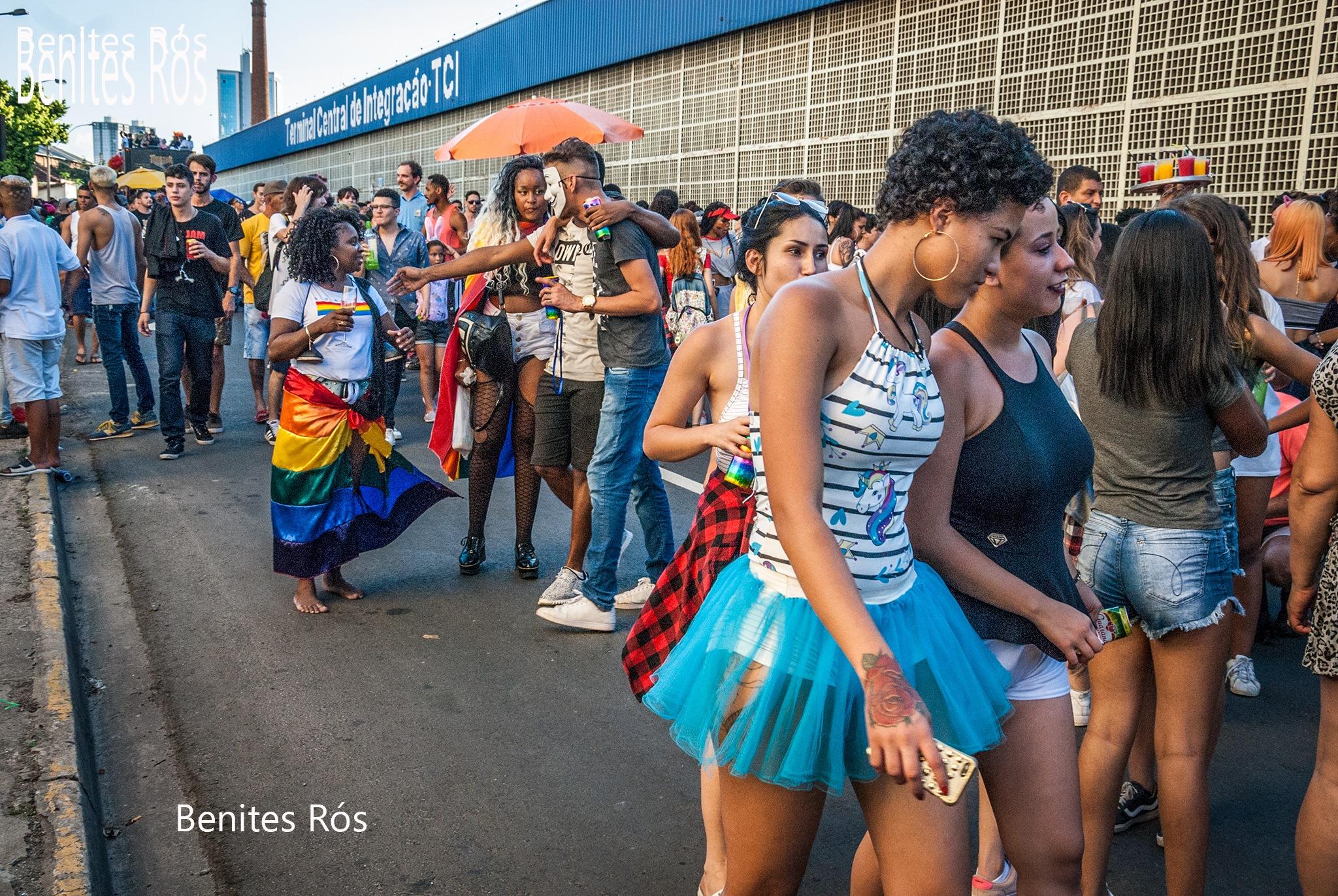 Parada Gay by Antonio Carlos Benites Ros