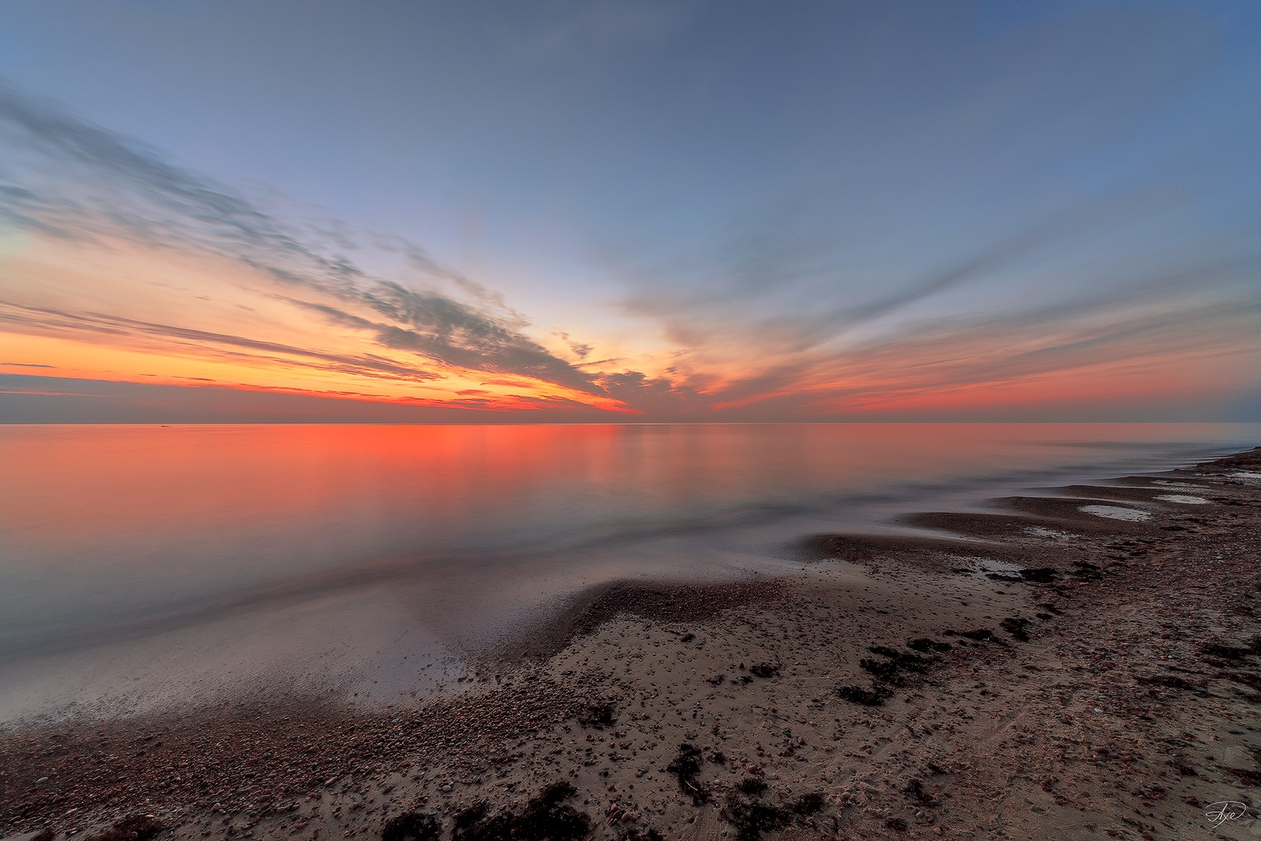 Baltic Patterns by Ruslan  Bolgov (Axe Photography)