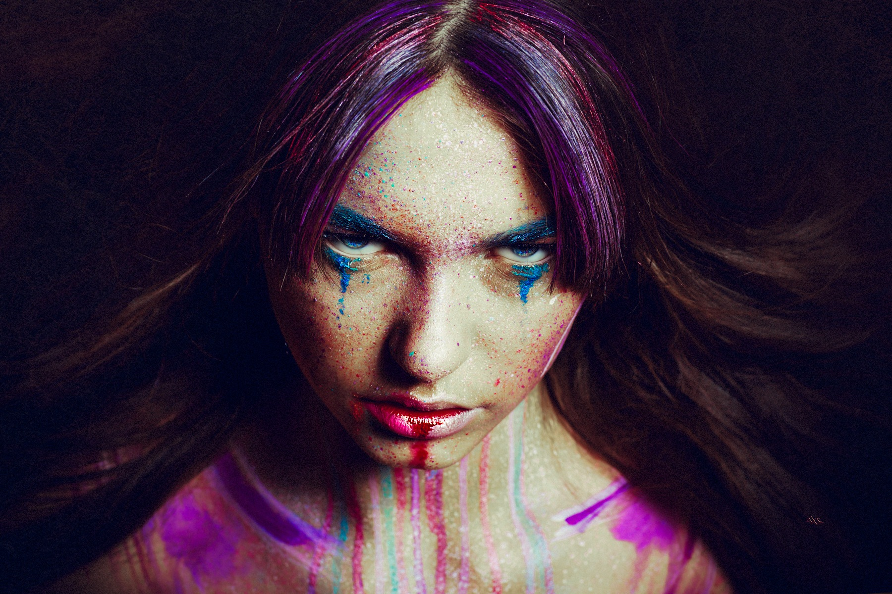 Thirsty for Colors  by Ruslan  Bolgov (Axe Photography)