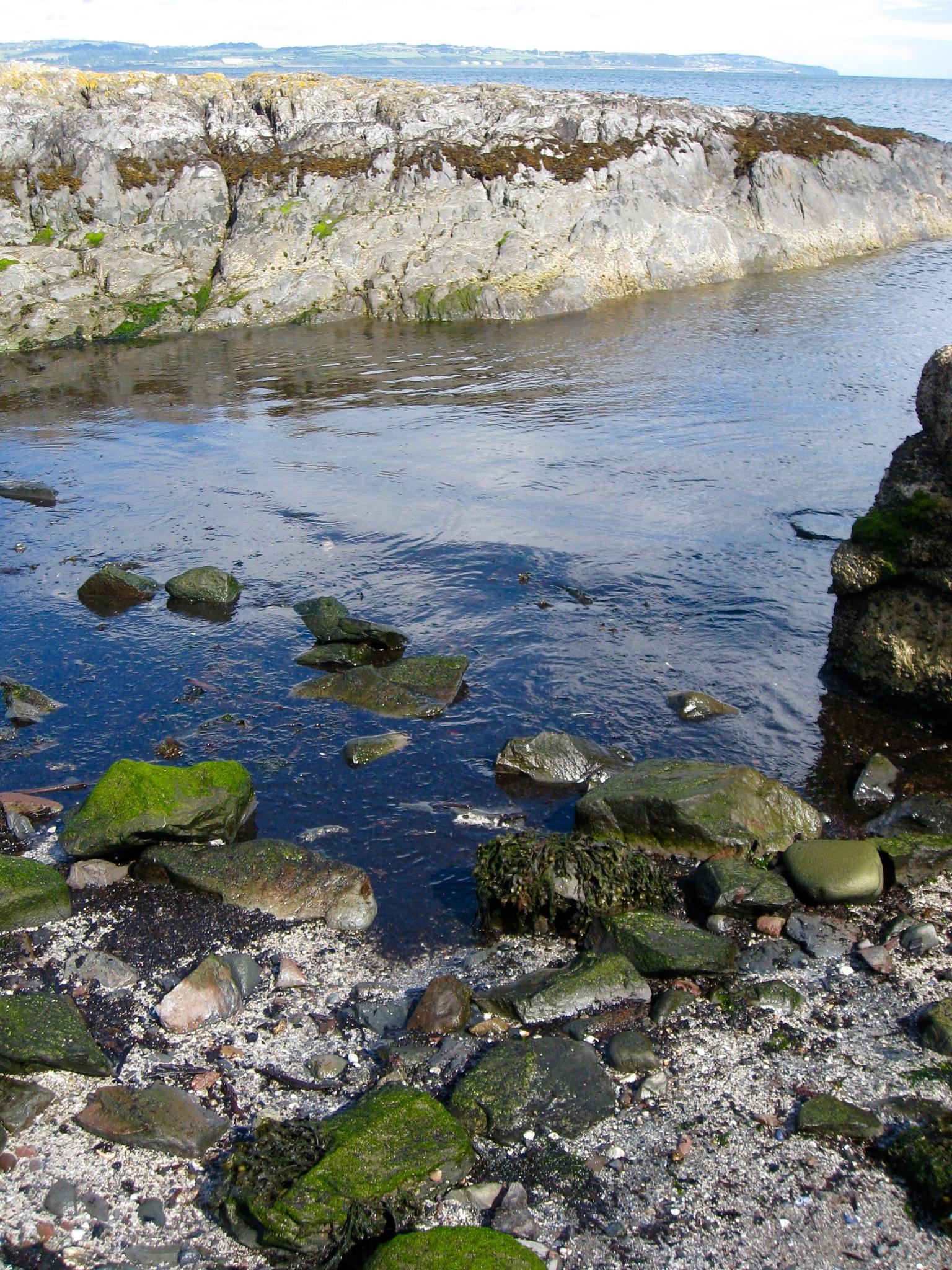 Rock Pool. by Geoff.McElwaine