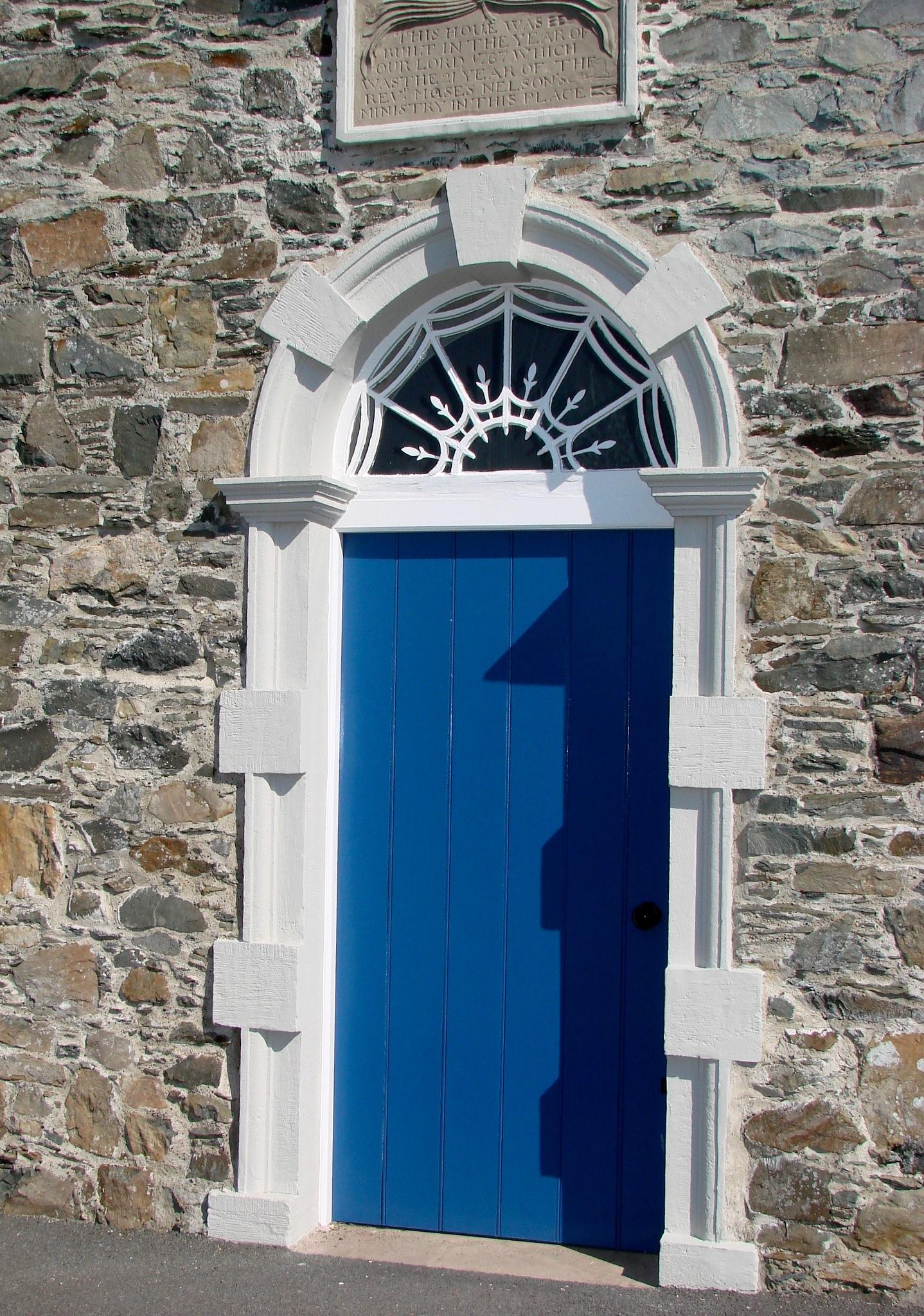 Blue Door. by Geoff.McElwaine