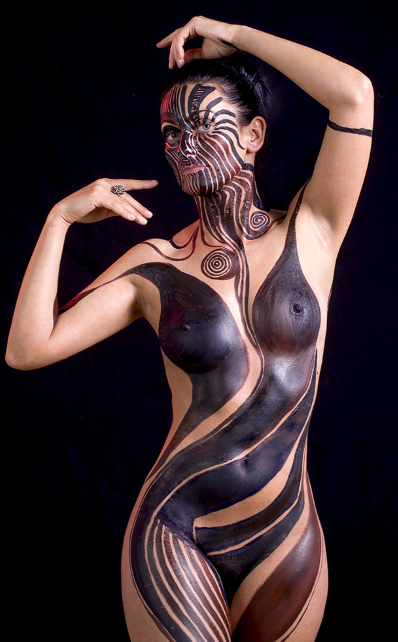 Body Painting by Hauck Levente