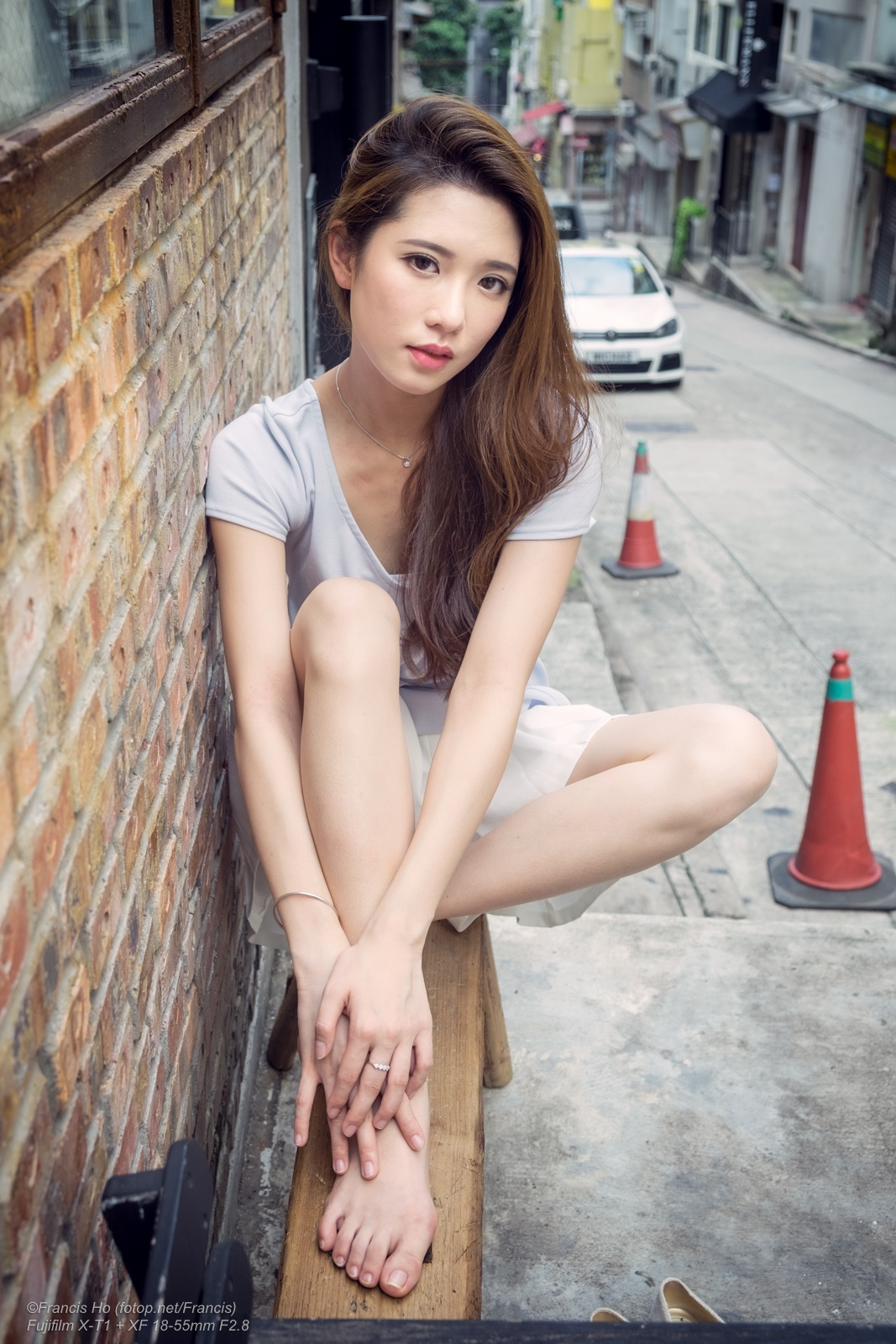 Photo in People #cynthia #fujifilm #x-t1 #girl #woman #female #femme #lady #people #portrait #pretty #beauty #face #eyes #lips #hair #chinese #model #elegant #sensual #glamour #street