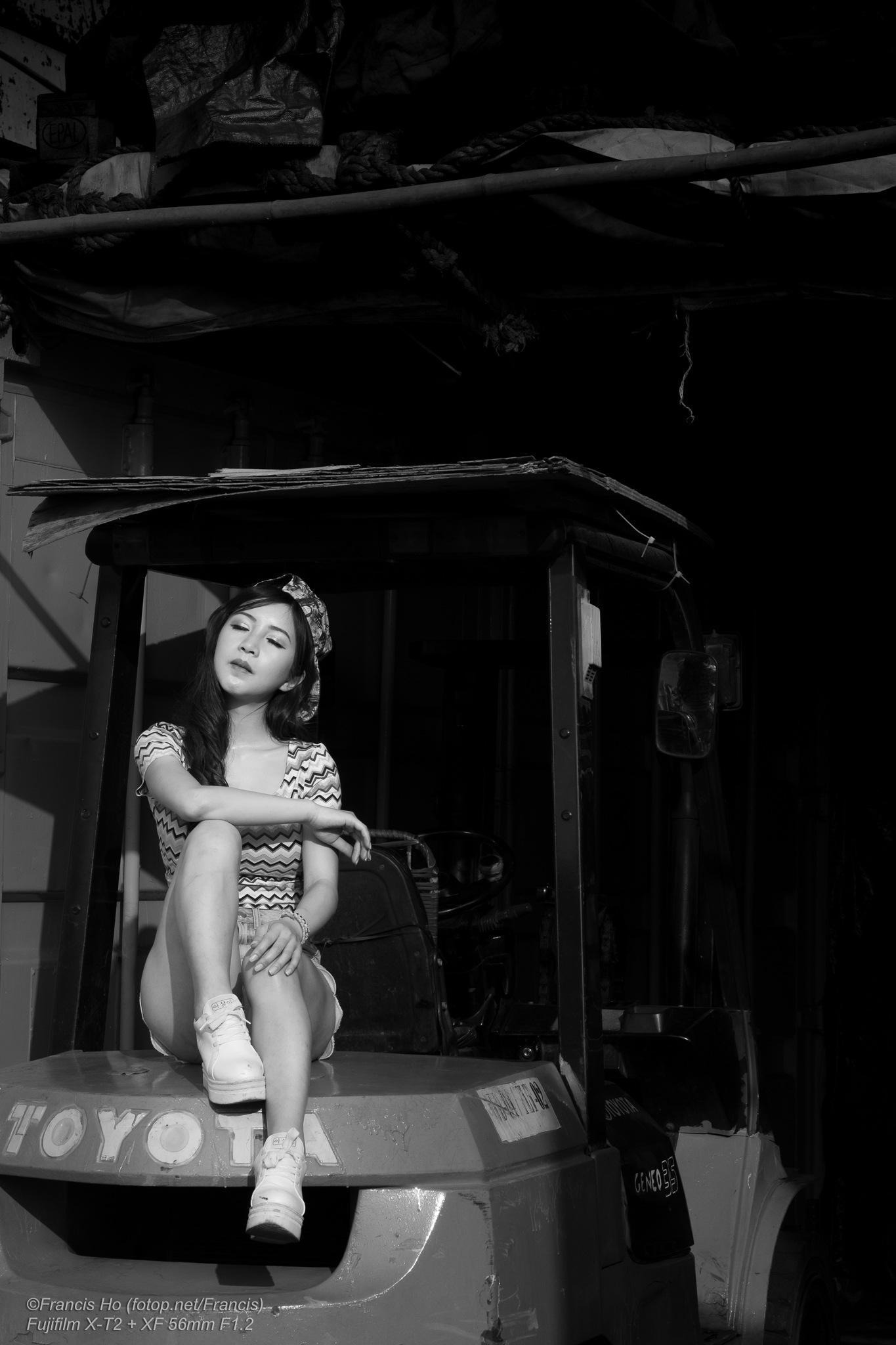 Ruby by Francis Ho
