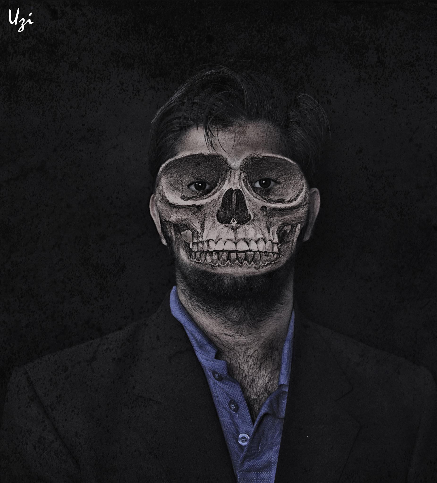 Self Portrait! by Uzair Aziz