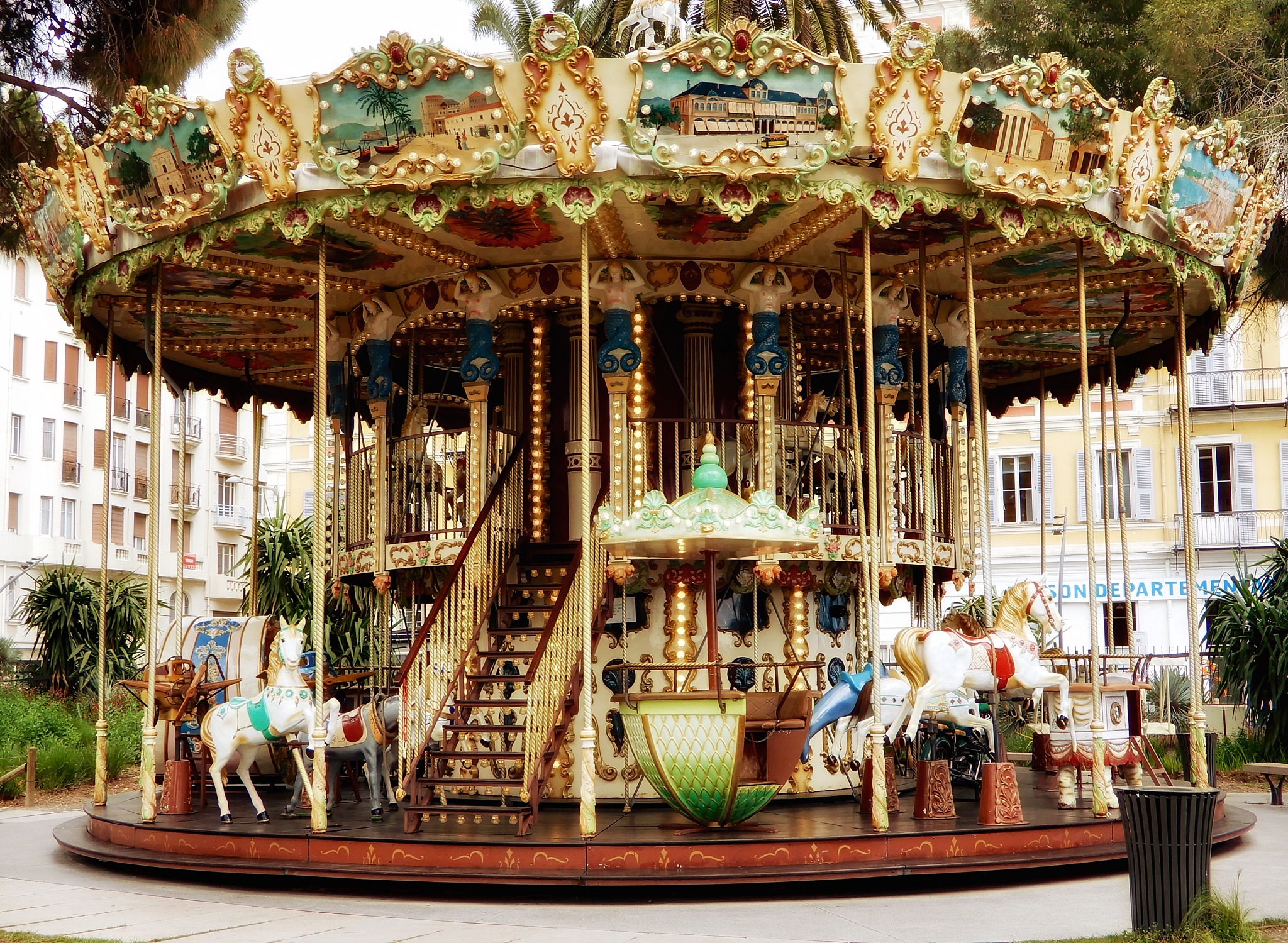 Carousel  by Jackie06