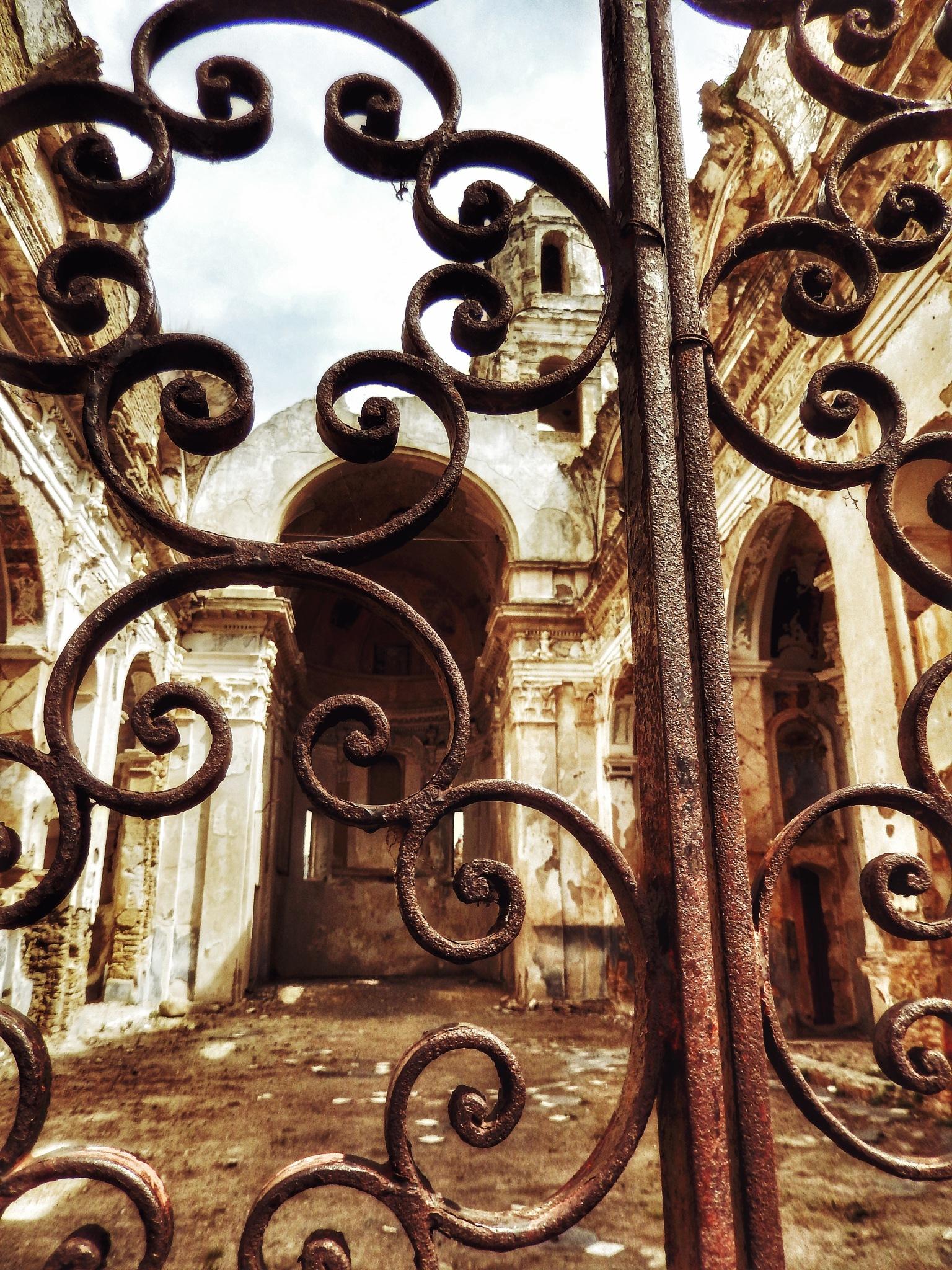 Desolate church ... by Jackie06