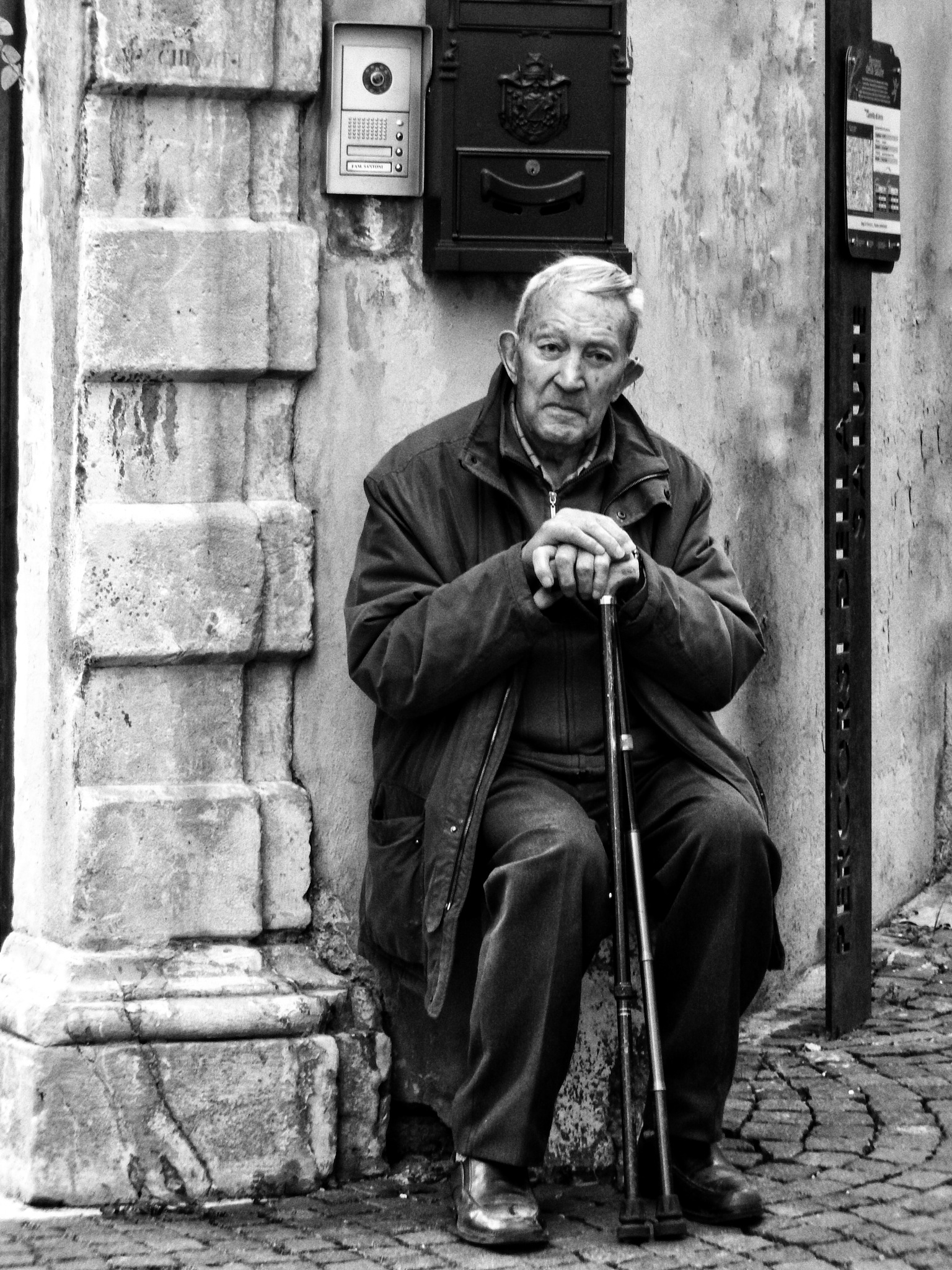 Old age .... by Jackie06