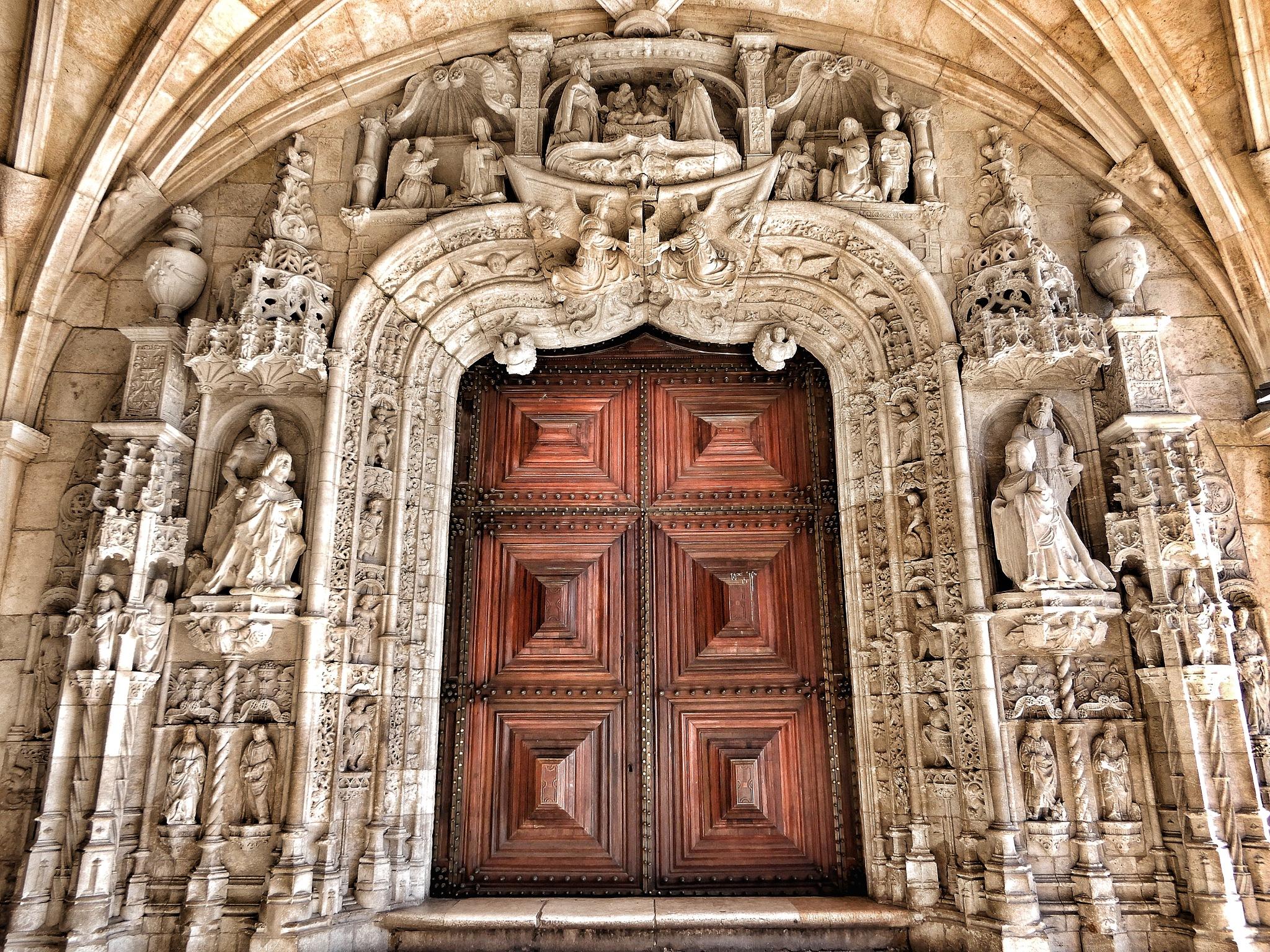 Mosteiro dos Jerónimos by Jackie06