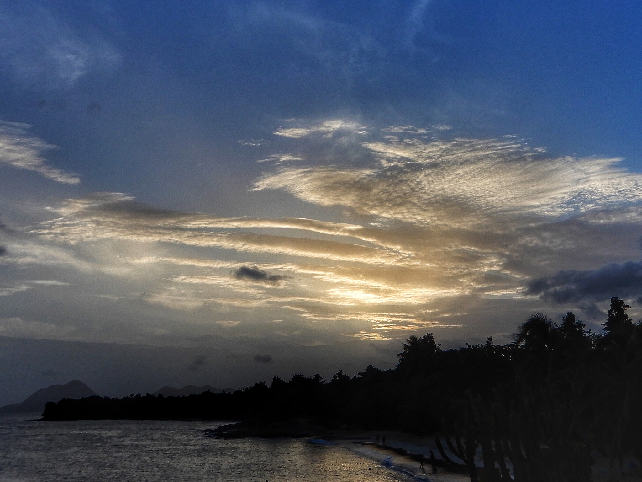Feathered clouds (2) by Jackie06