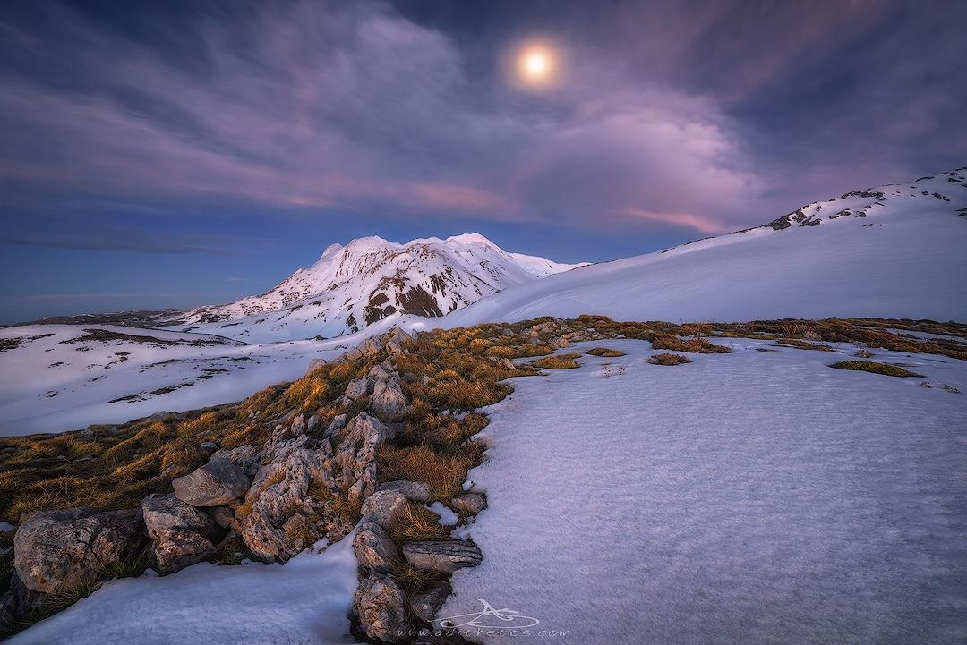 Frozen meeting ...! by AdithetoS