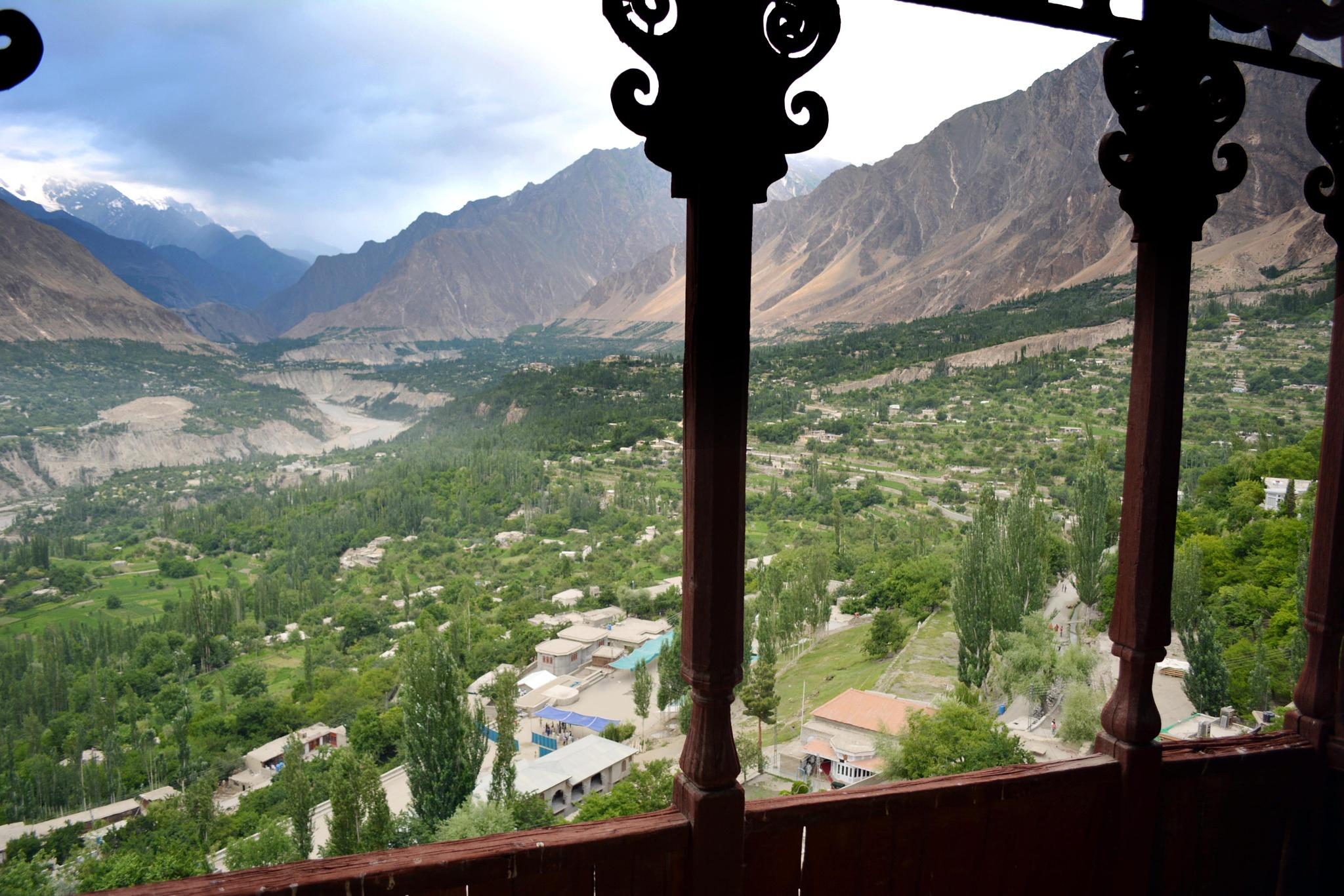 Hunza, Pakistan by AdnanJathar