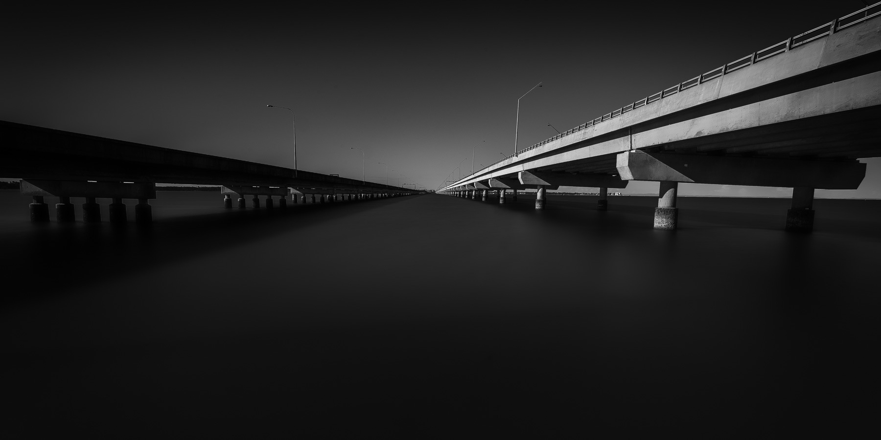 Brisbane BW Series #1 by Dave Newcombe