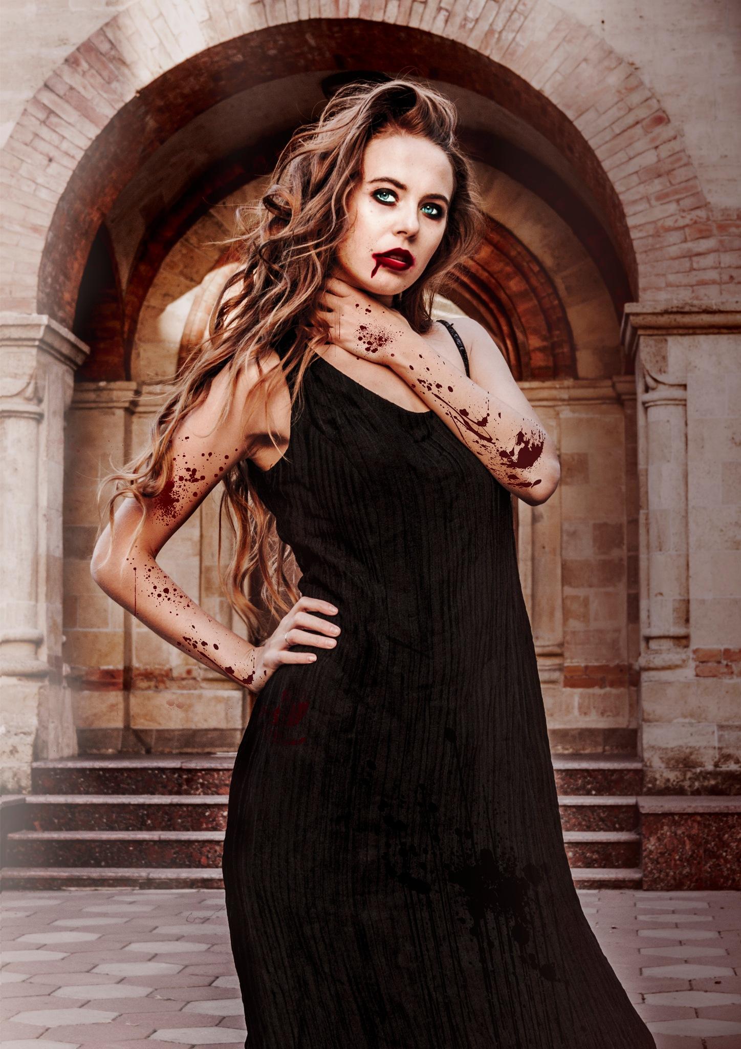The Lady Vampire by Guy Livshitz