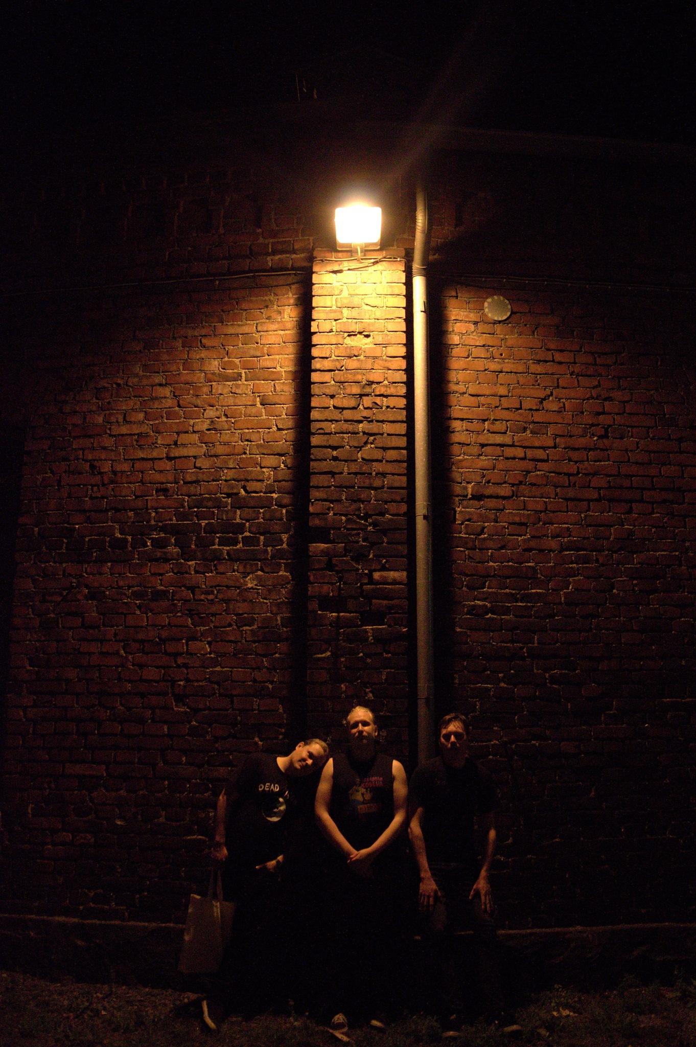 Band photoshoot! by Viivi Kohonen