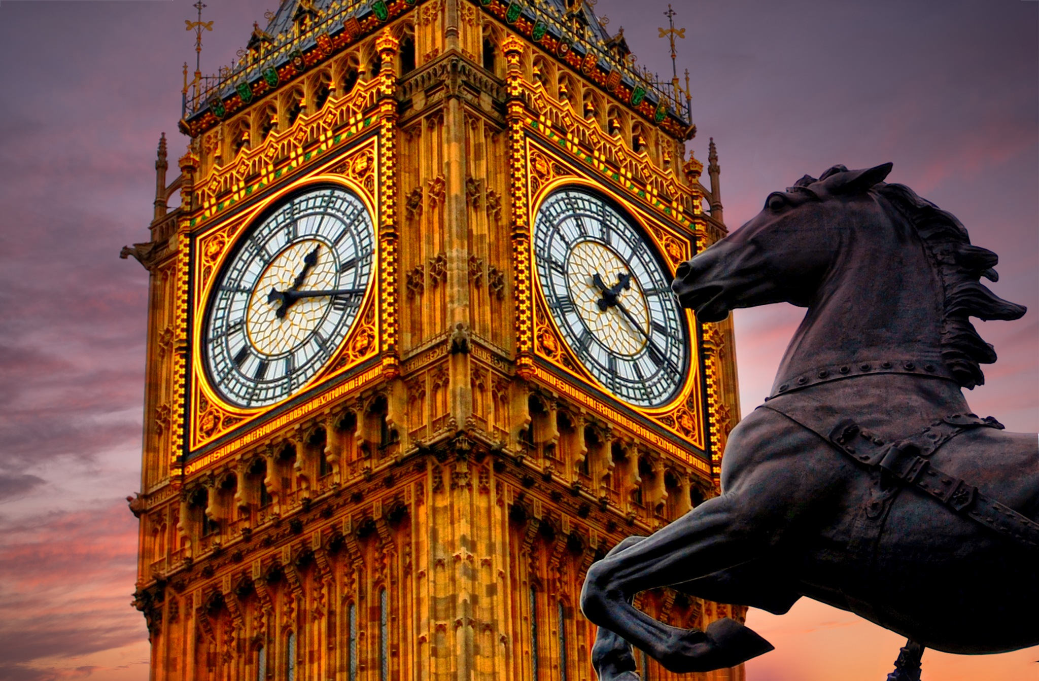 London Time by ribyt