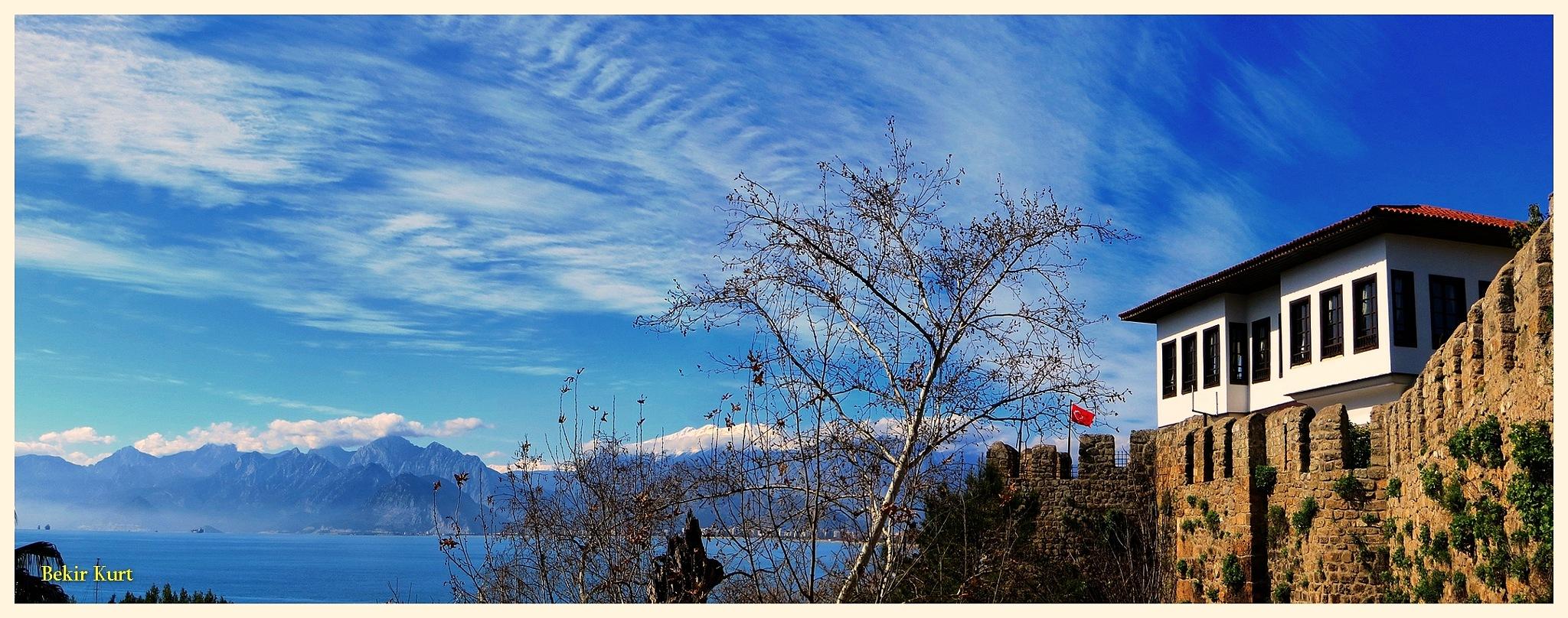 Looking At The Bey Mountains, Antalya / Turkey by Bekir Kurt