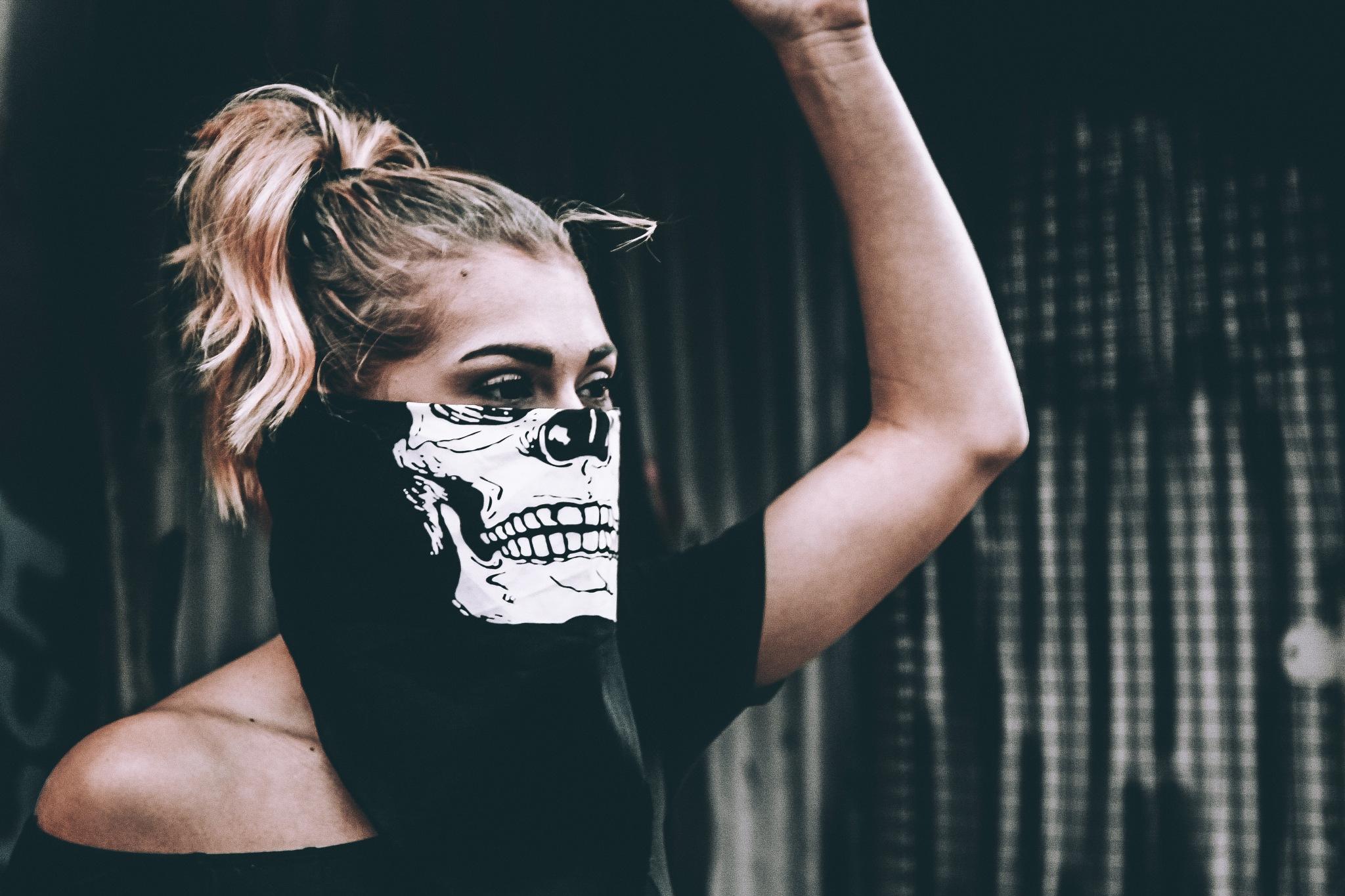 Halloween Photoshoot by Gary Loitz