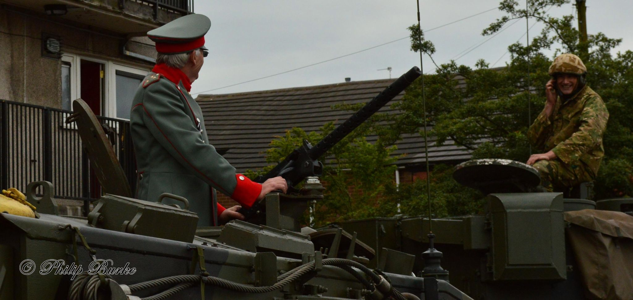 Heywood 1940s day by Phil Burke