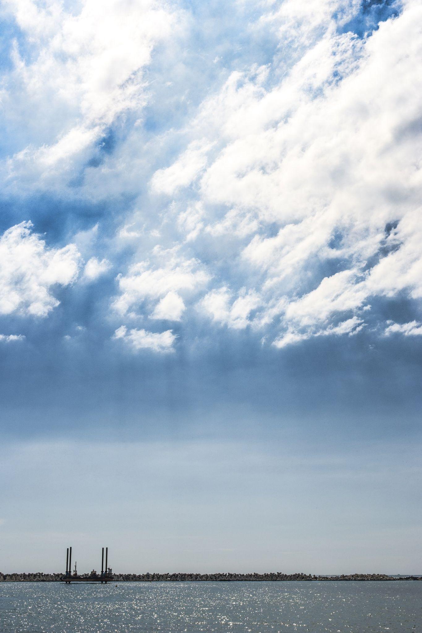 Sky by Egidio Distante