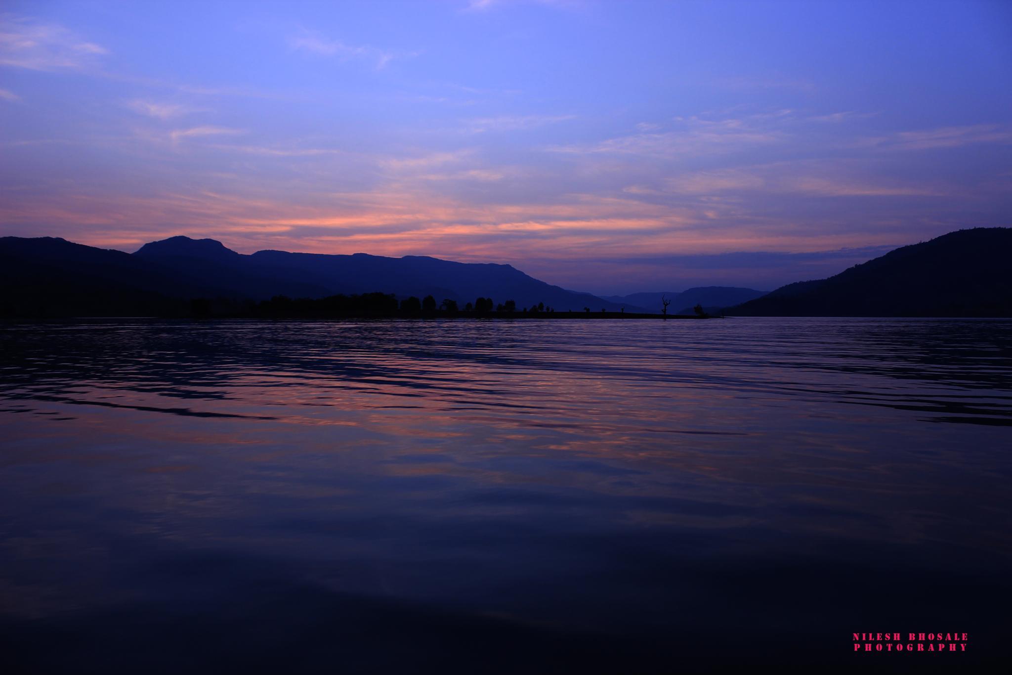 Evening by Nilesh Bhosale