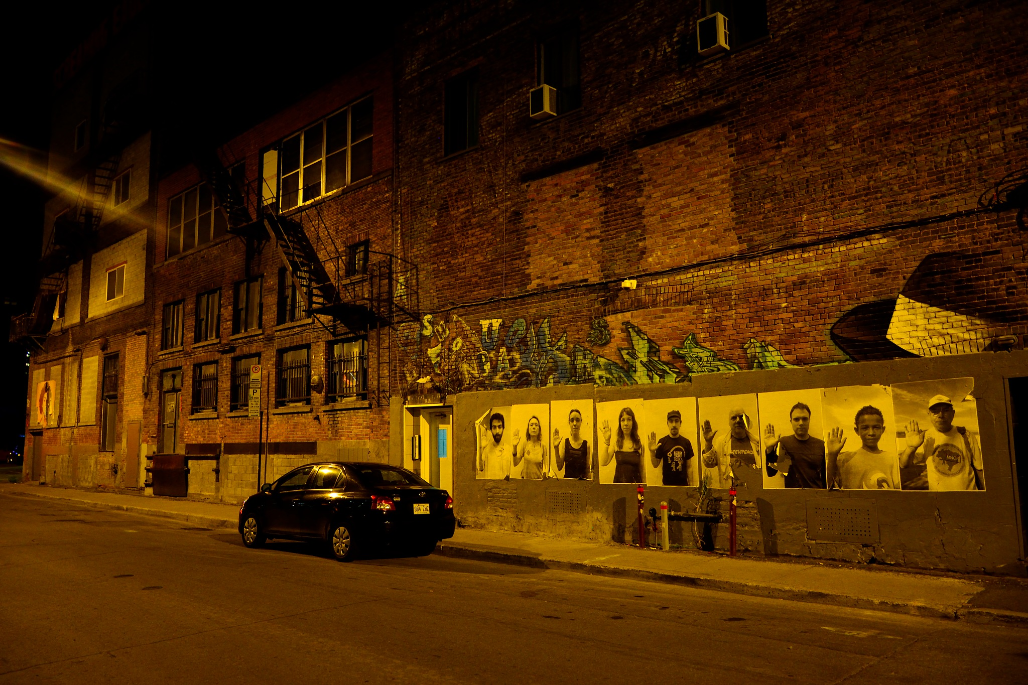 Montreal Streets  by tamasergy