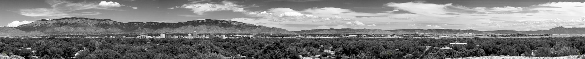 ABQ Pano by Donald Durante Jr