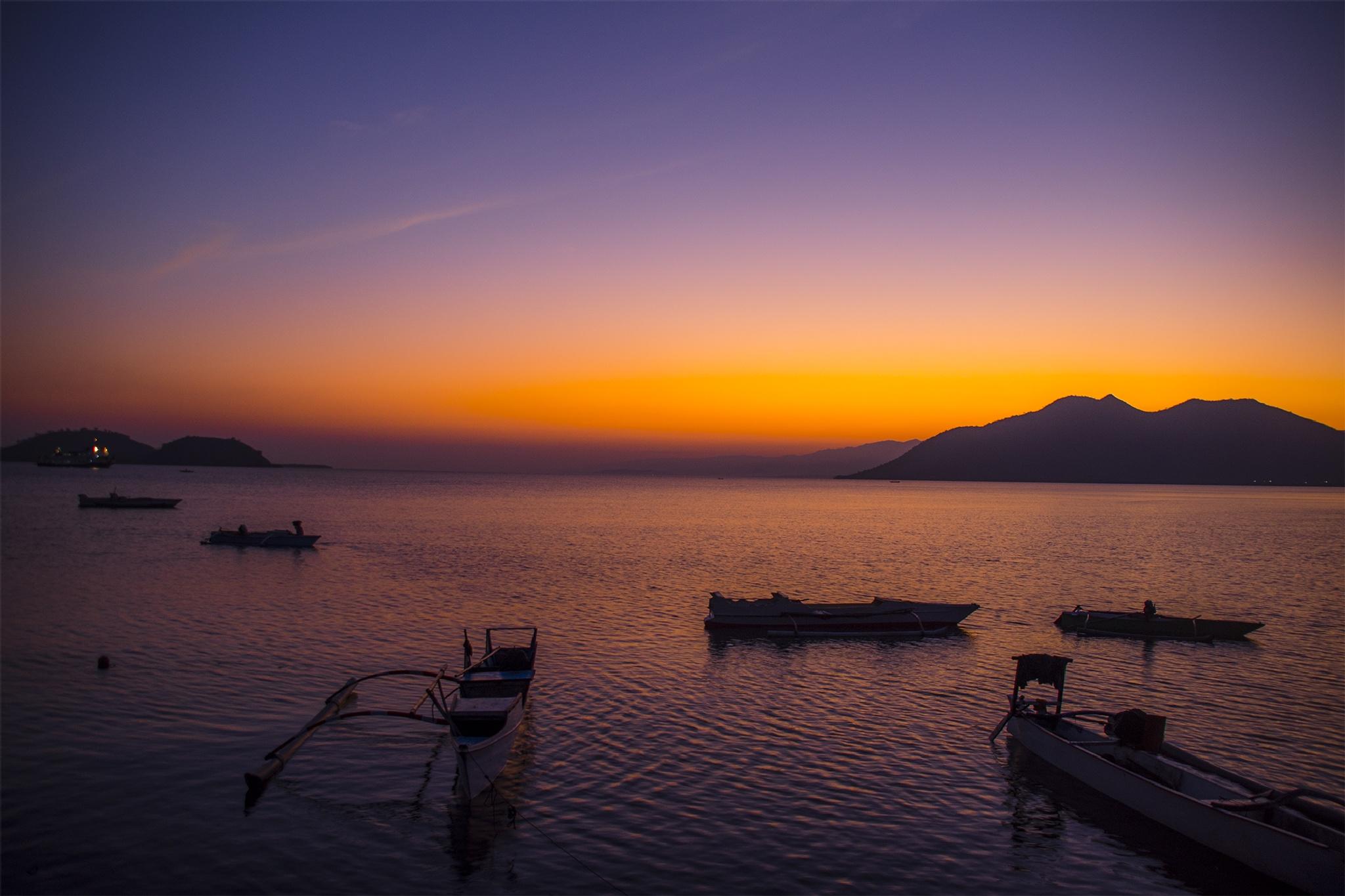 Sunrise by bennysjafrudin