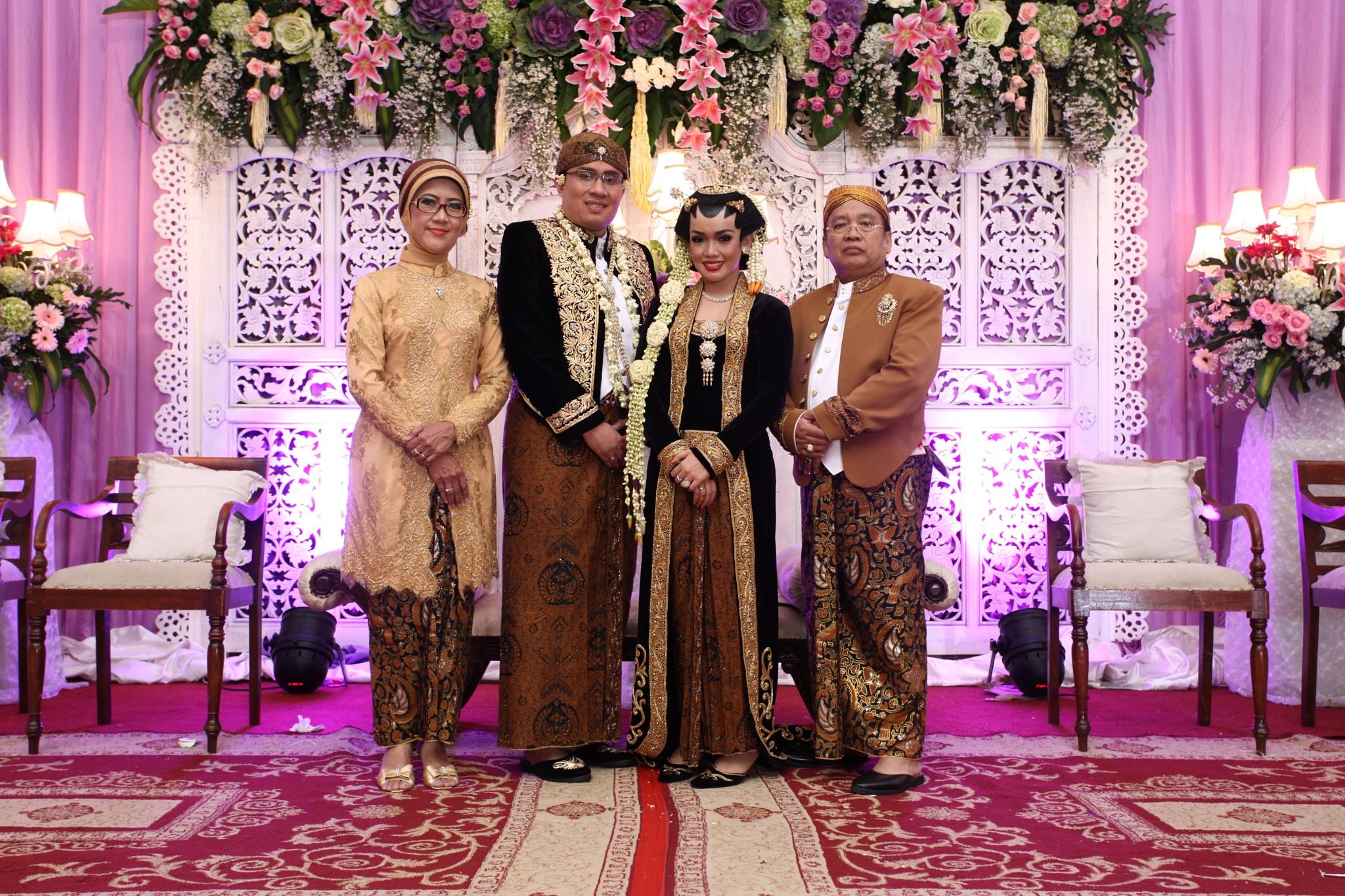 Wedding Ceremony of my Daughter by bennysjafrudin
