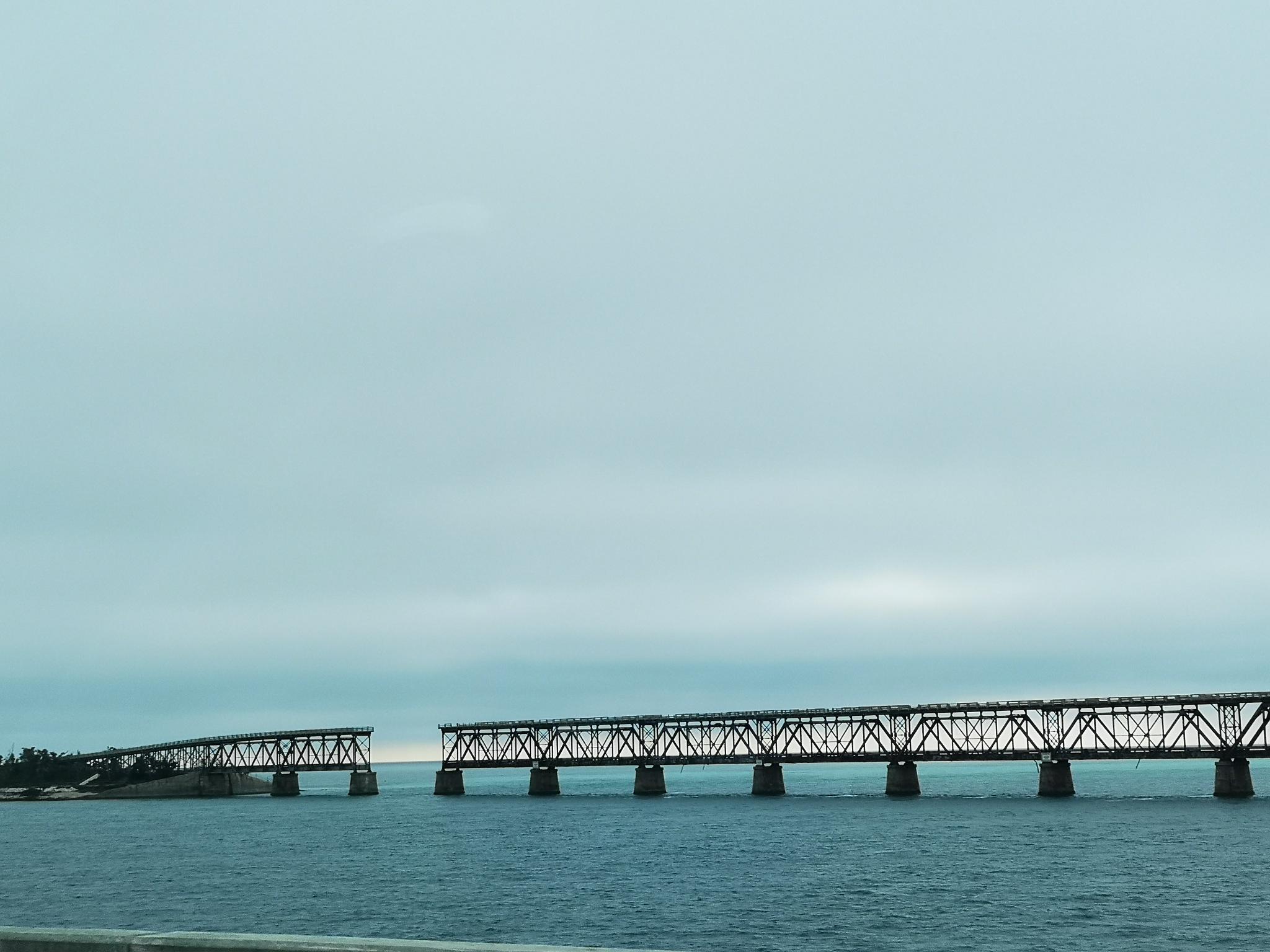 Broken Bridge by AnnelieConca