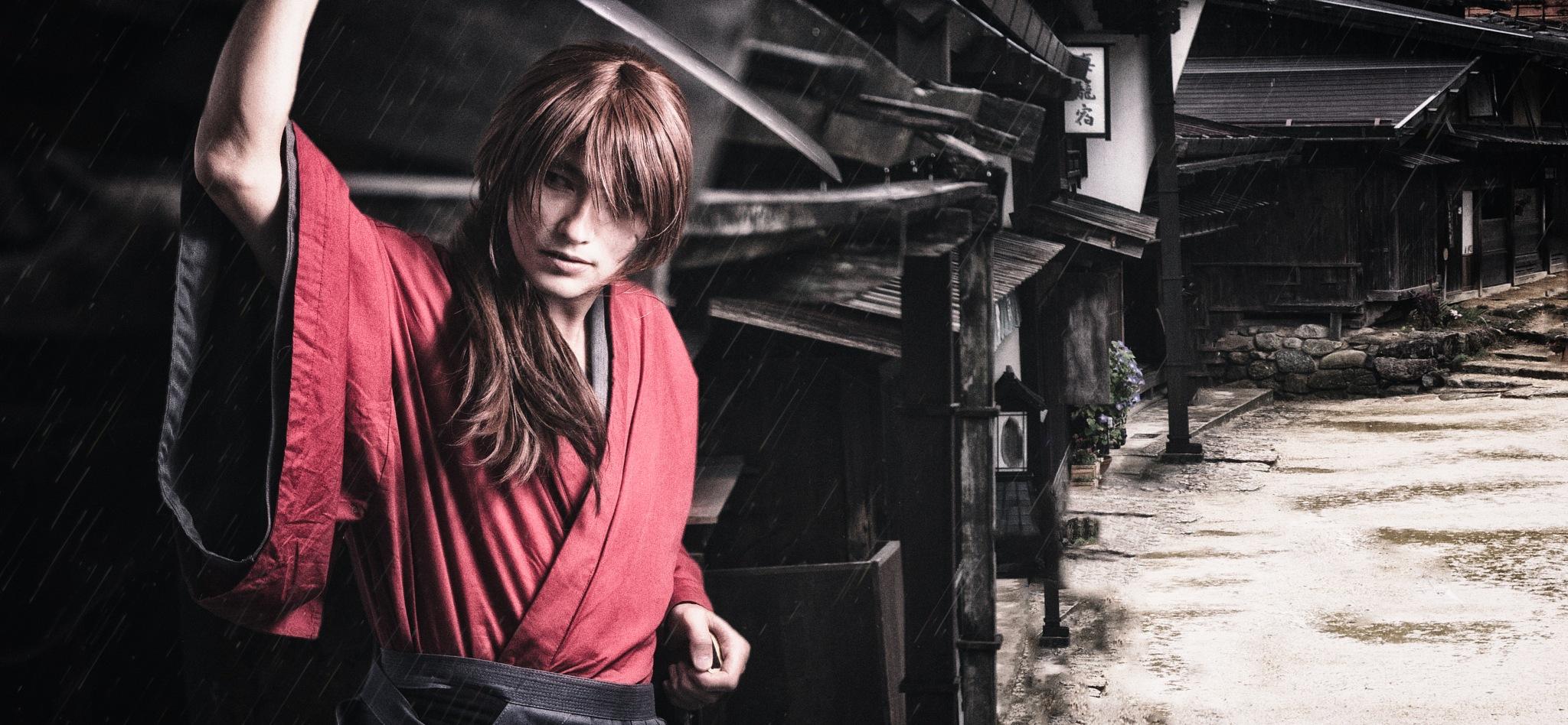 KenshinBR - Photography and edition By Eduardo Portas Photography by Renato Ikeda