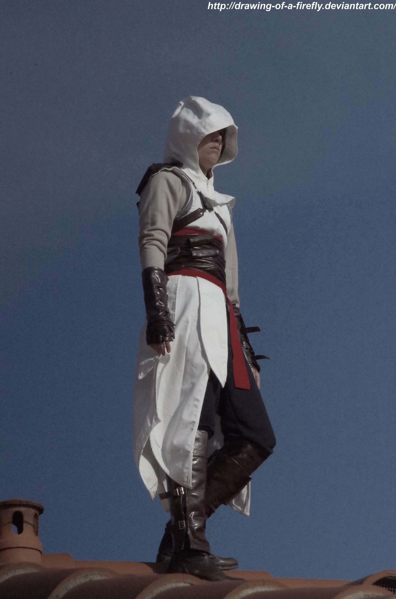 Cosplay Assassin's creed by Laura Frye