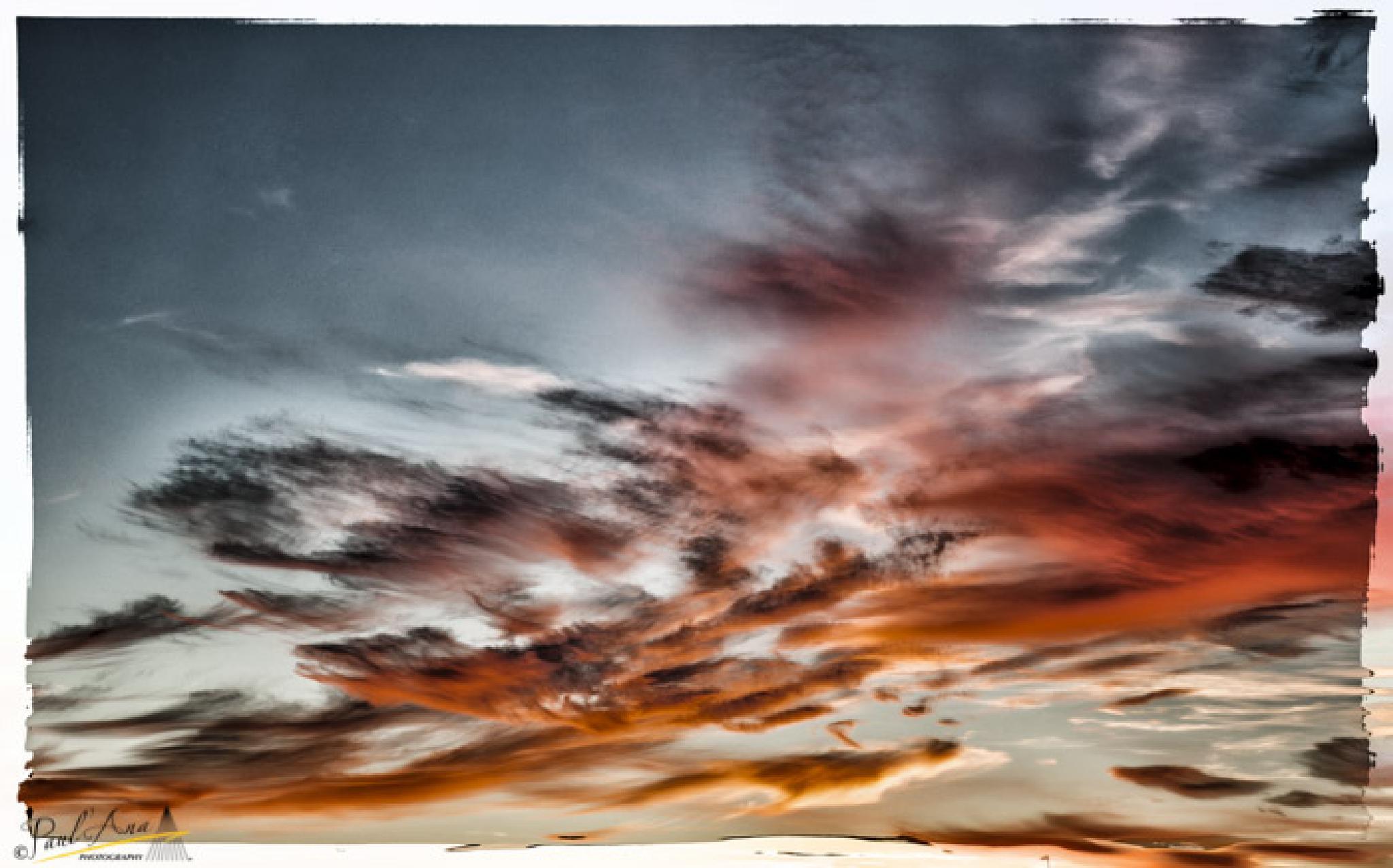 Art in the sky by Paul'Ana
