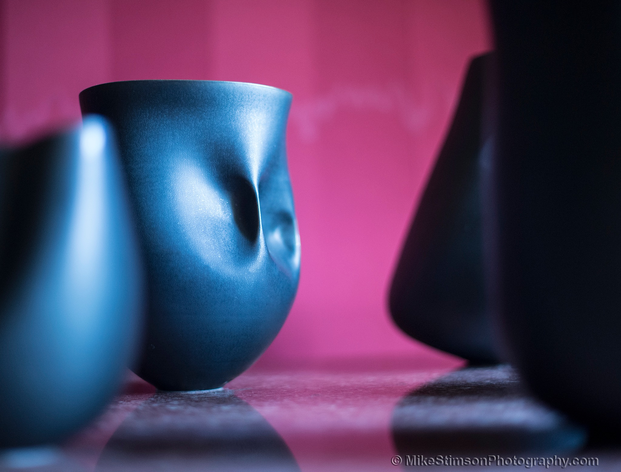 Hand crafted ceramics by Mike Stimson