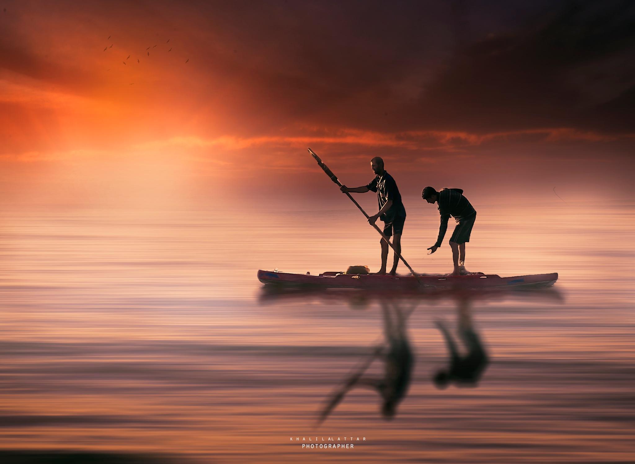 Untitled by Khalil Wael