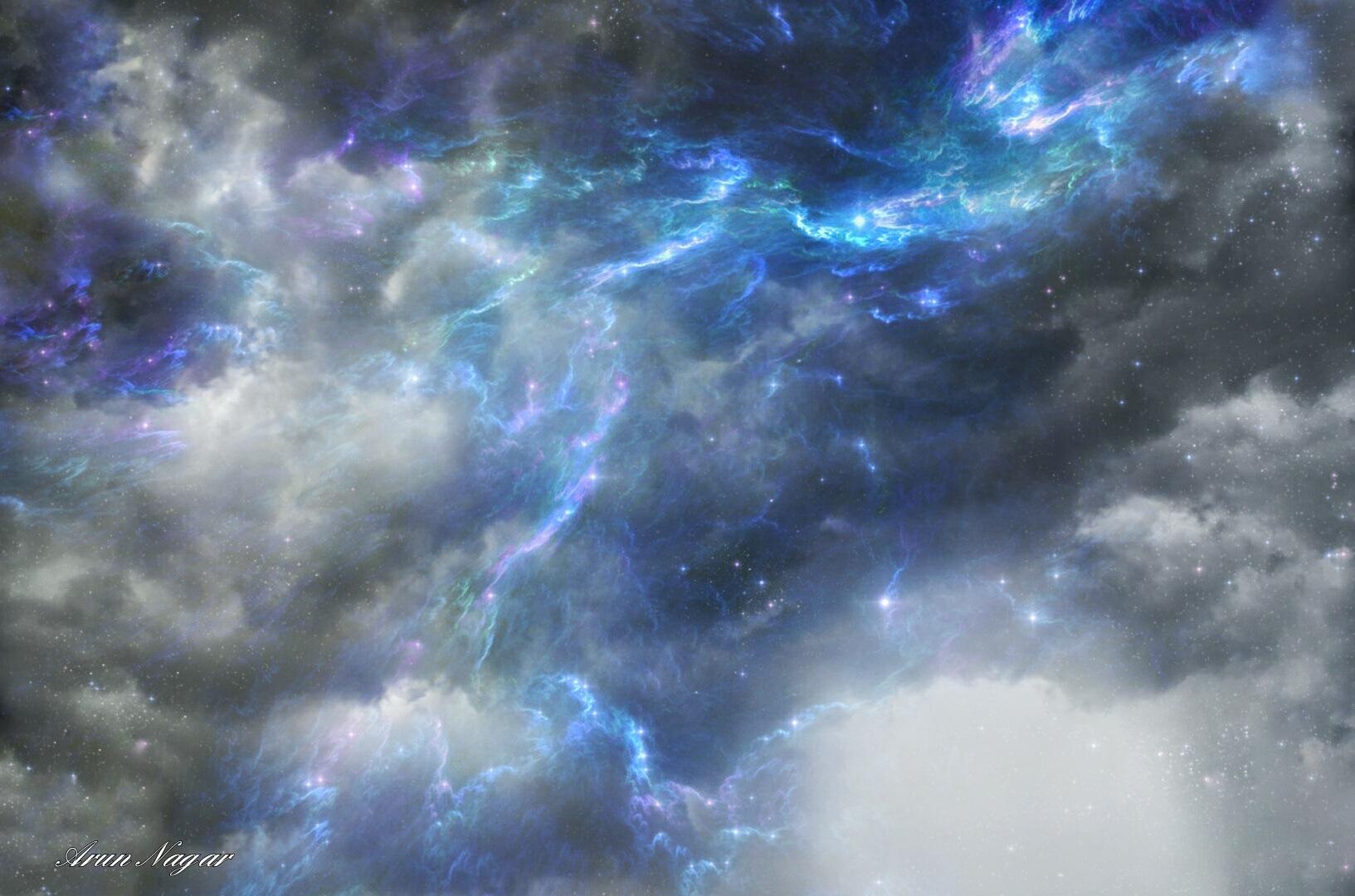 """Thunder and Rain"" by Arun Nagar"