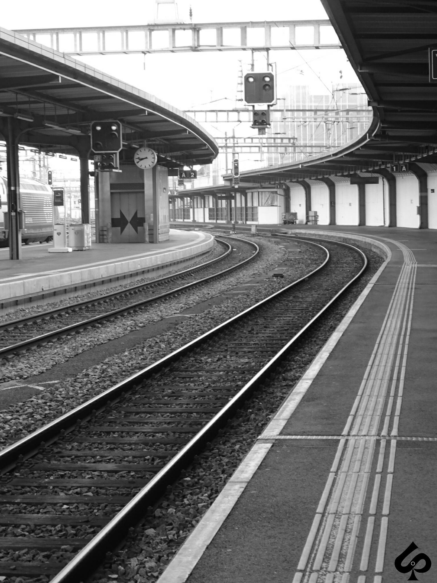 railway  by Isa Bel