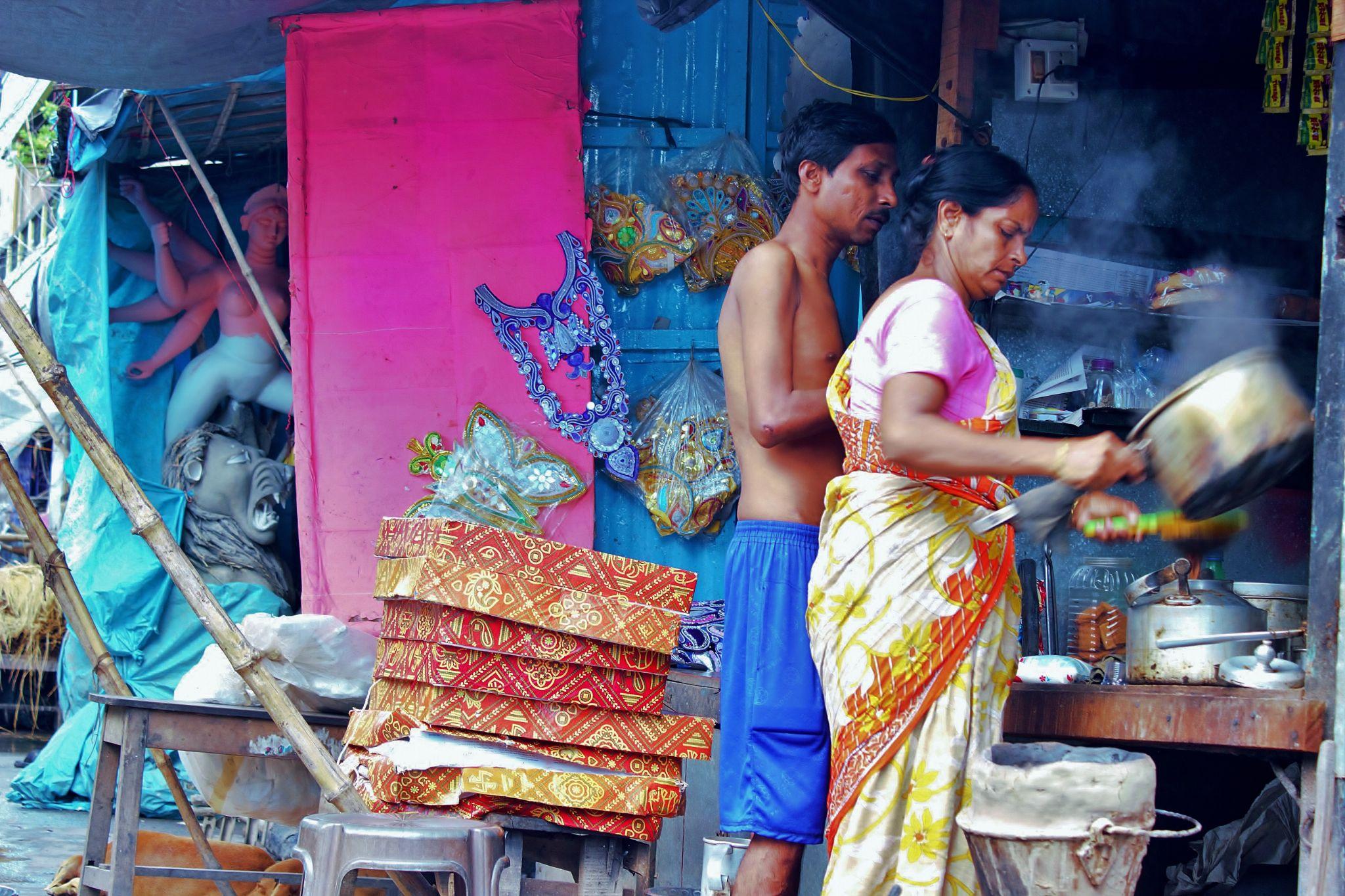 break time by Shuvarthy Chowdhury