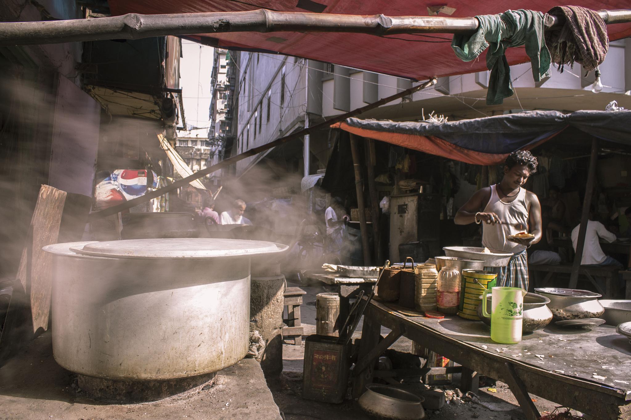 lunch time by Shuvarthy Chowdhury