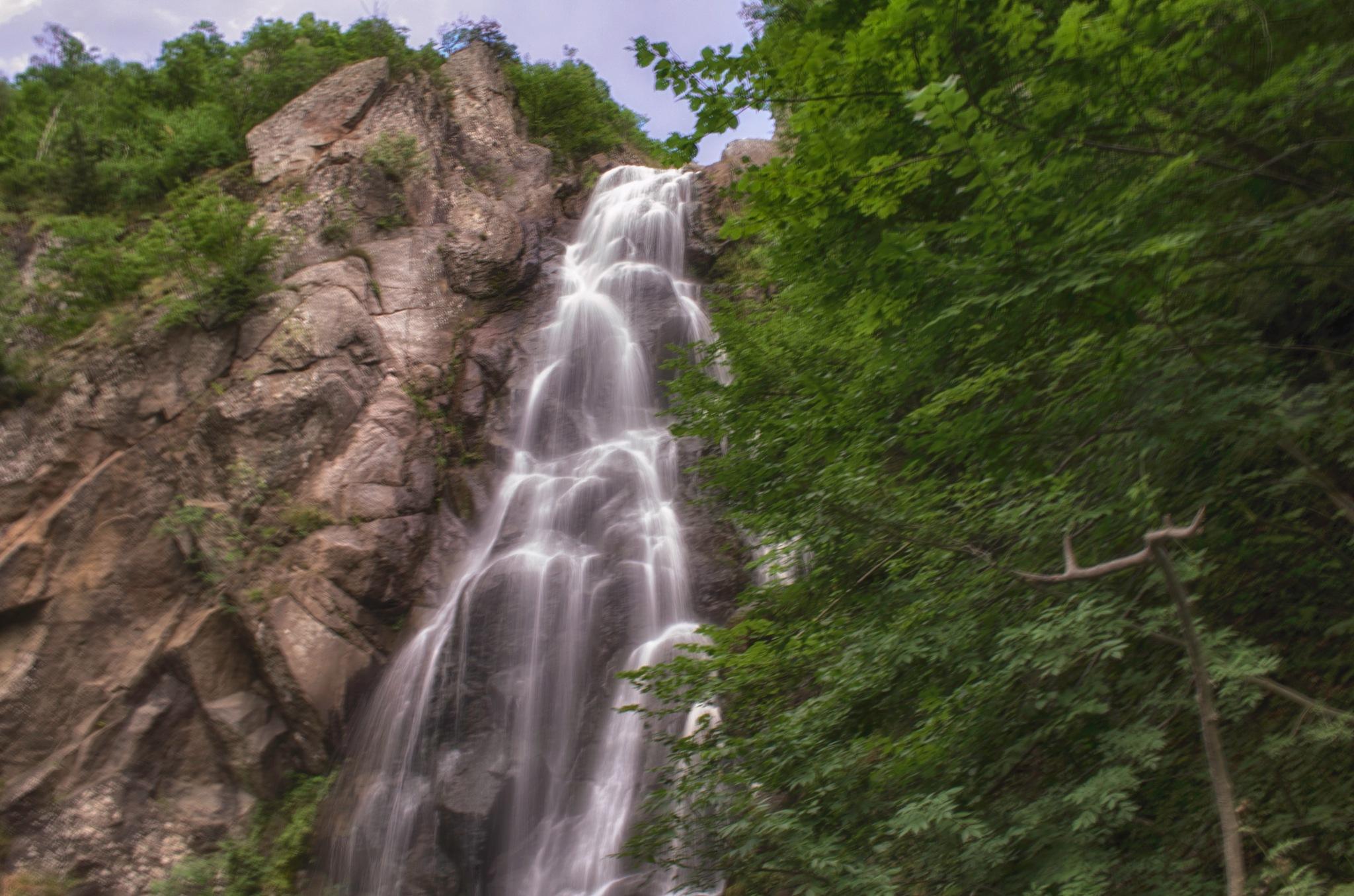 Waterfall II by Stathis Karatzas