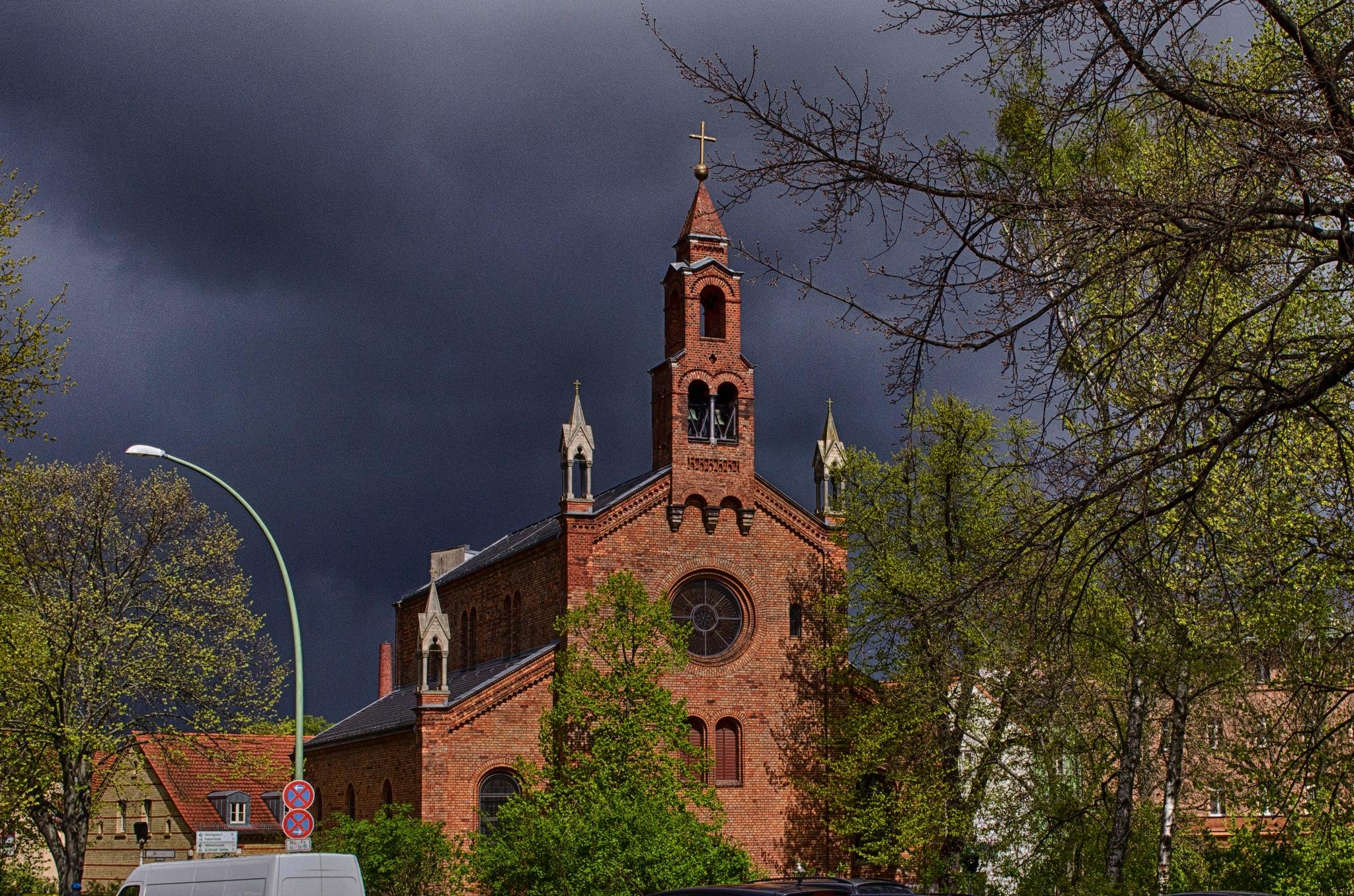 St. Marienkirche by Stathis Karatzas