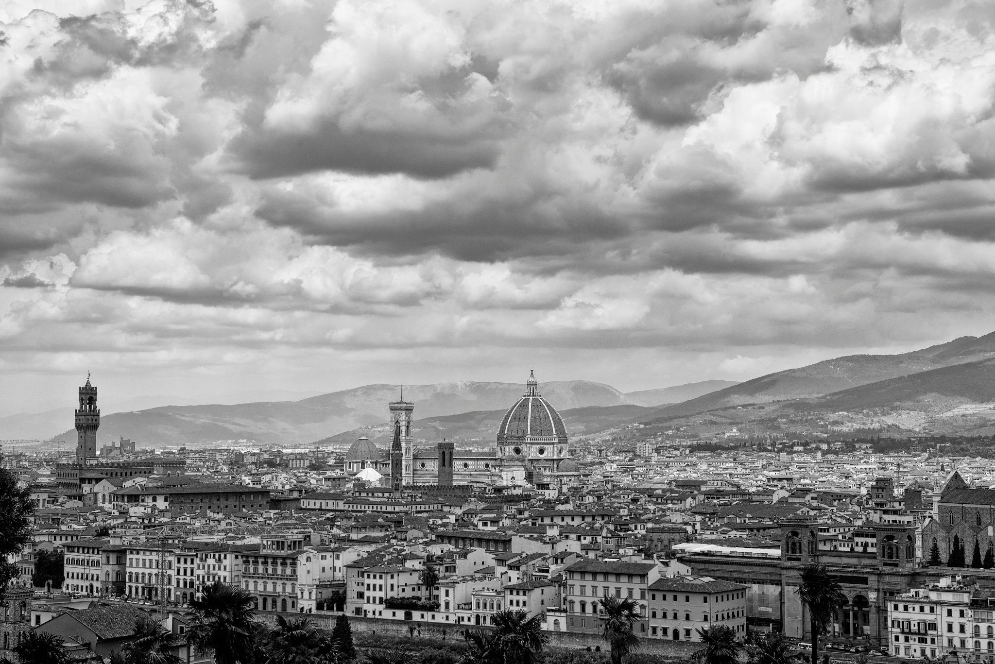 Florence Skyline by FJWalker